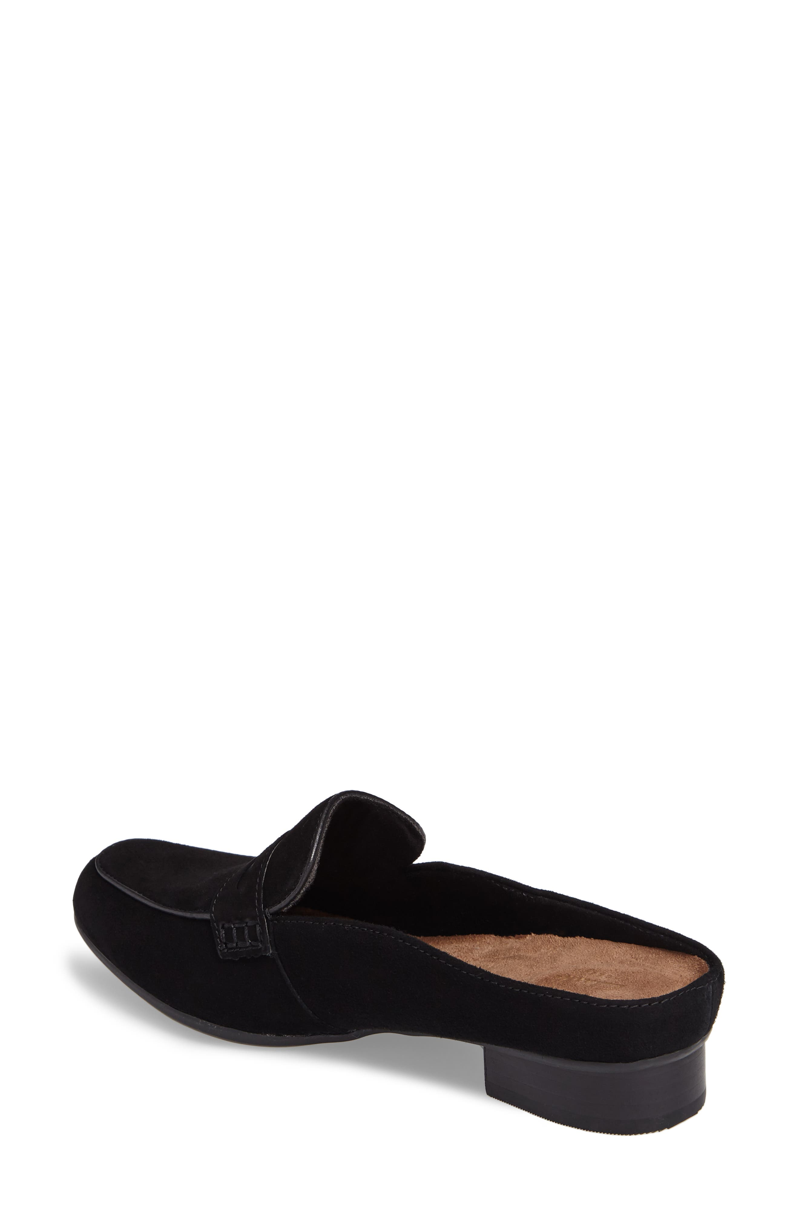 Keesha Donna Loafer Mule,                             Alternate thumbnail 2, color,                             007