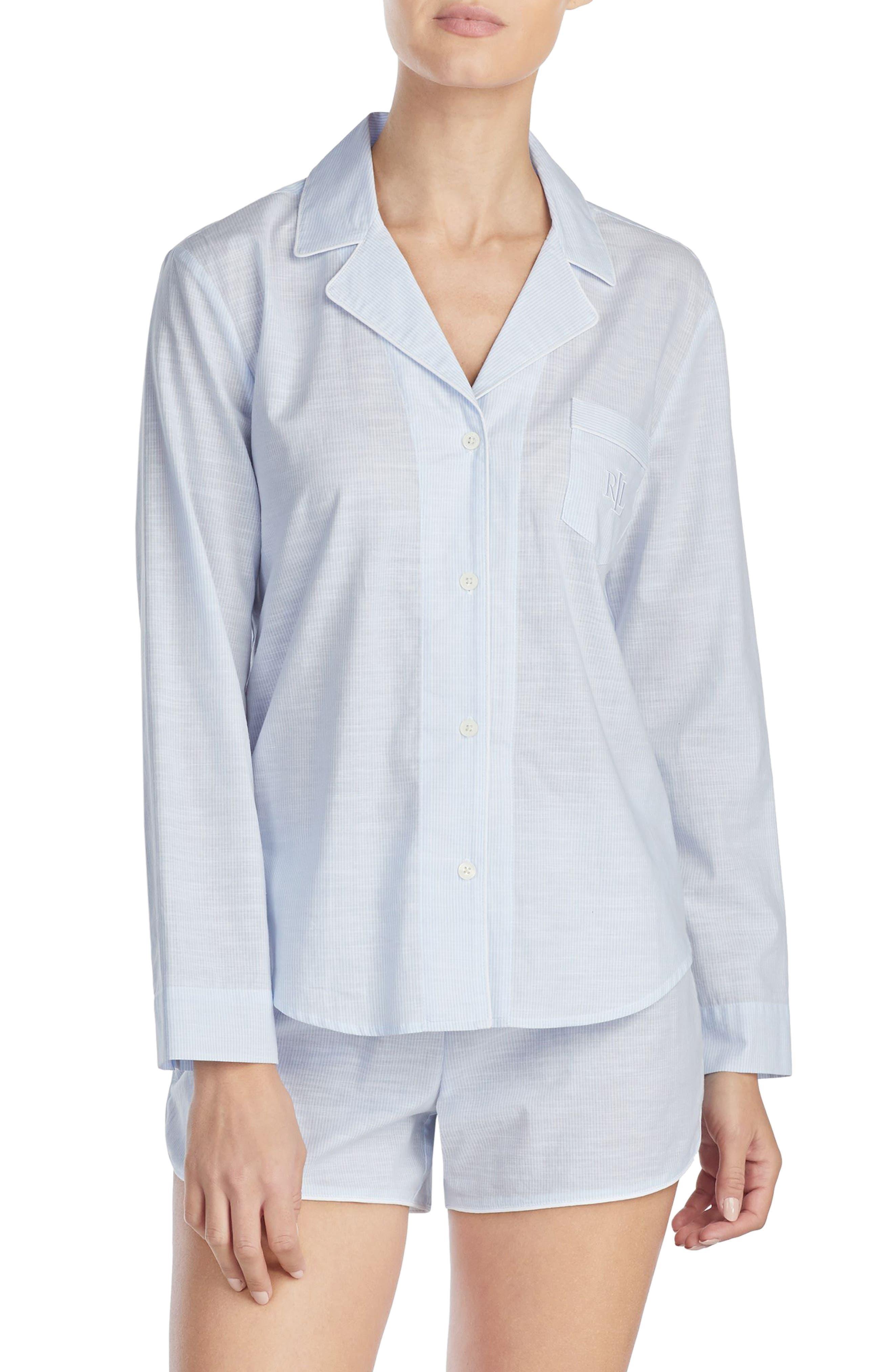 Short Pajamas,                             Alternate thumbnail 5, color,                             486