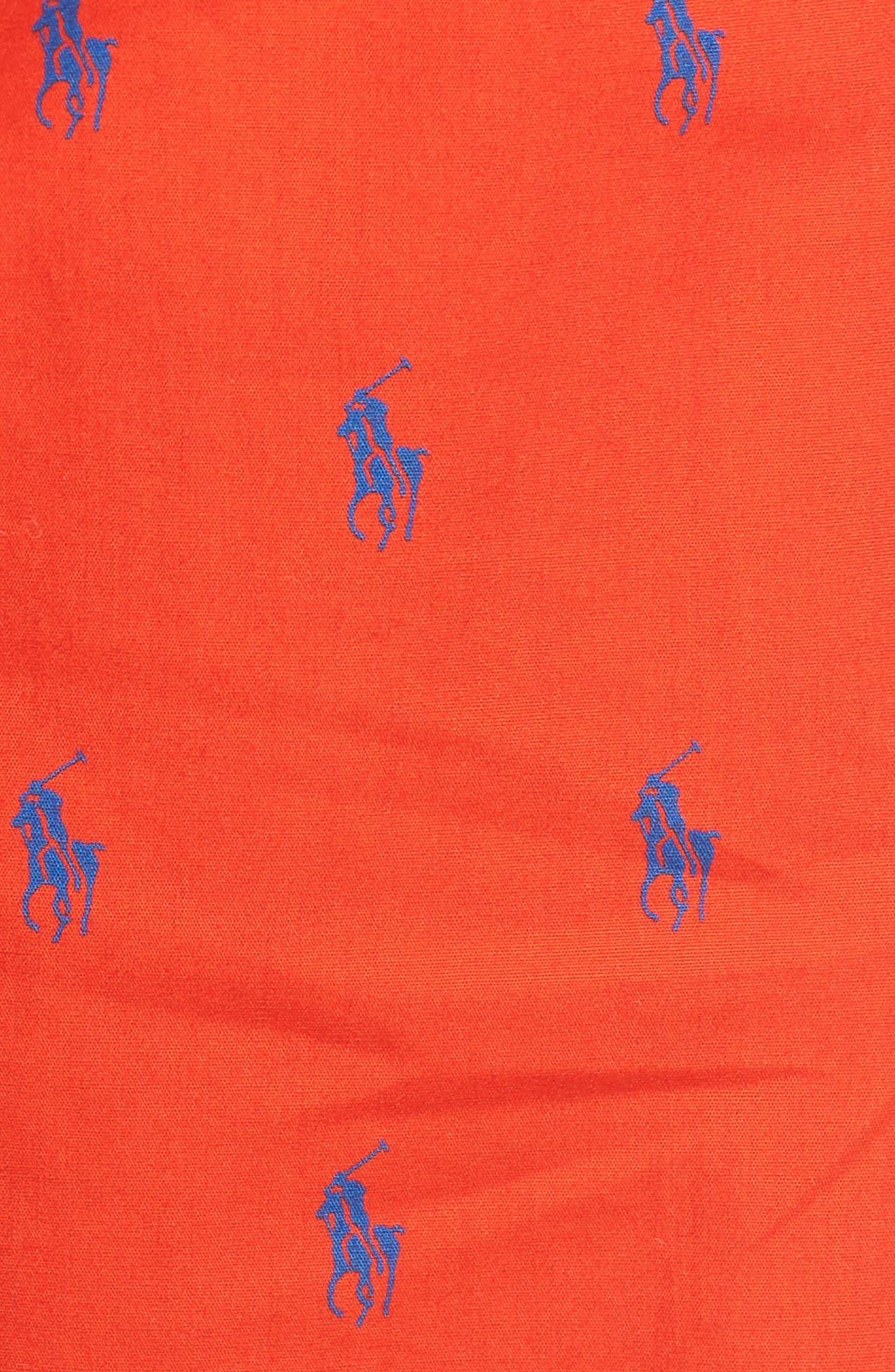 Polo Ralph Lauren Cotton Lounge Pants,                             Alternate thumbnail 25, color,