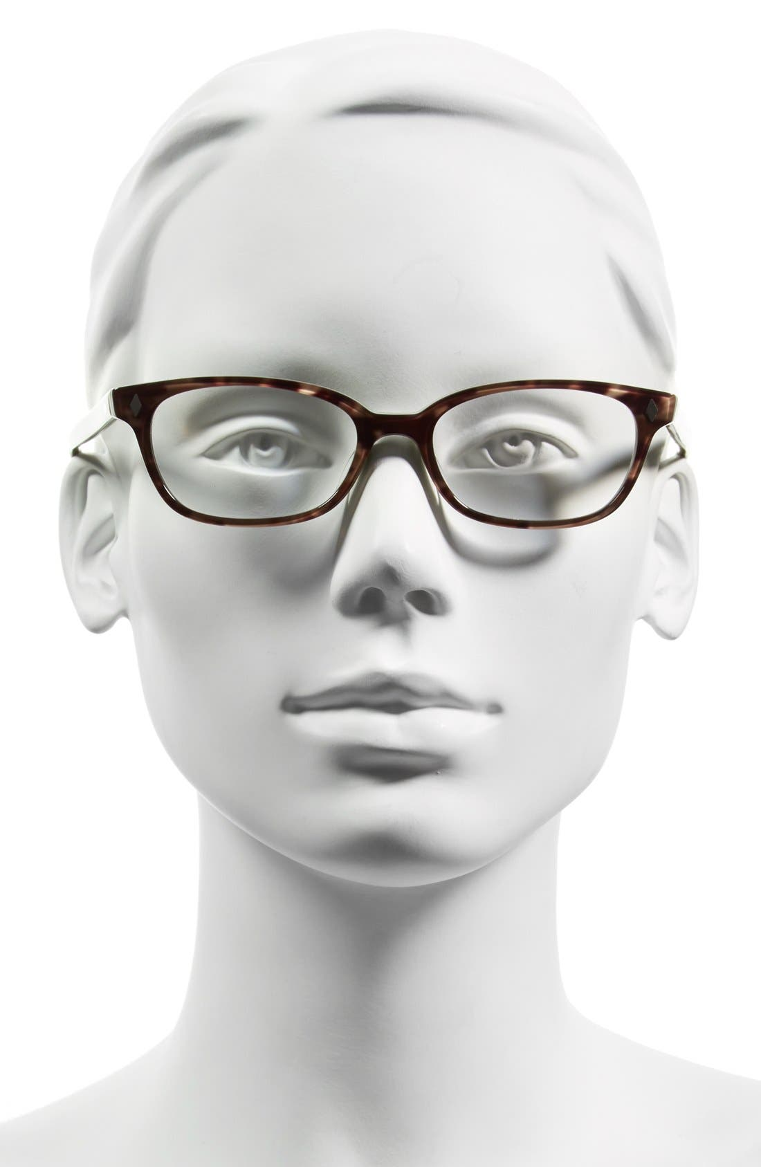 'Cyd' 50mm Reading Glasses,                             Alternate thumbnail 7, color,