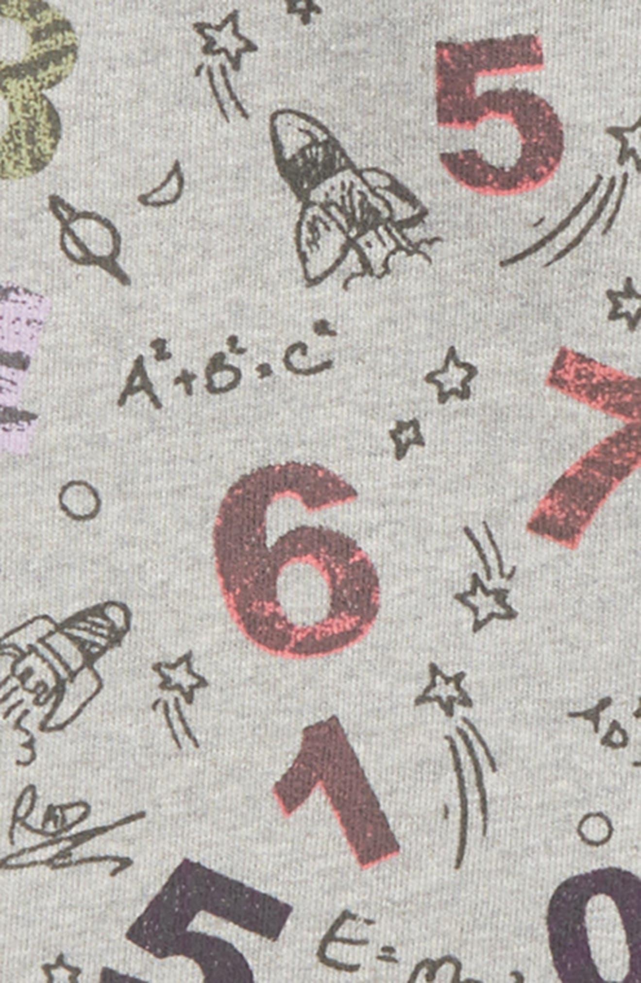 Numbers Graphic Sweatshirt,                             Alternate thumbnail 2, color,                             031