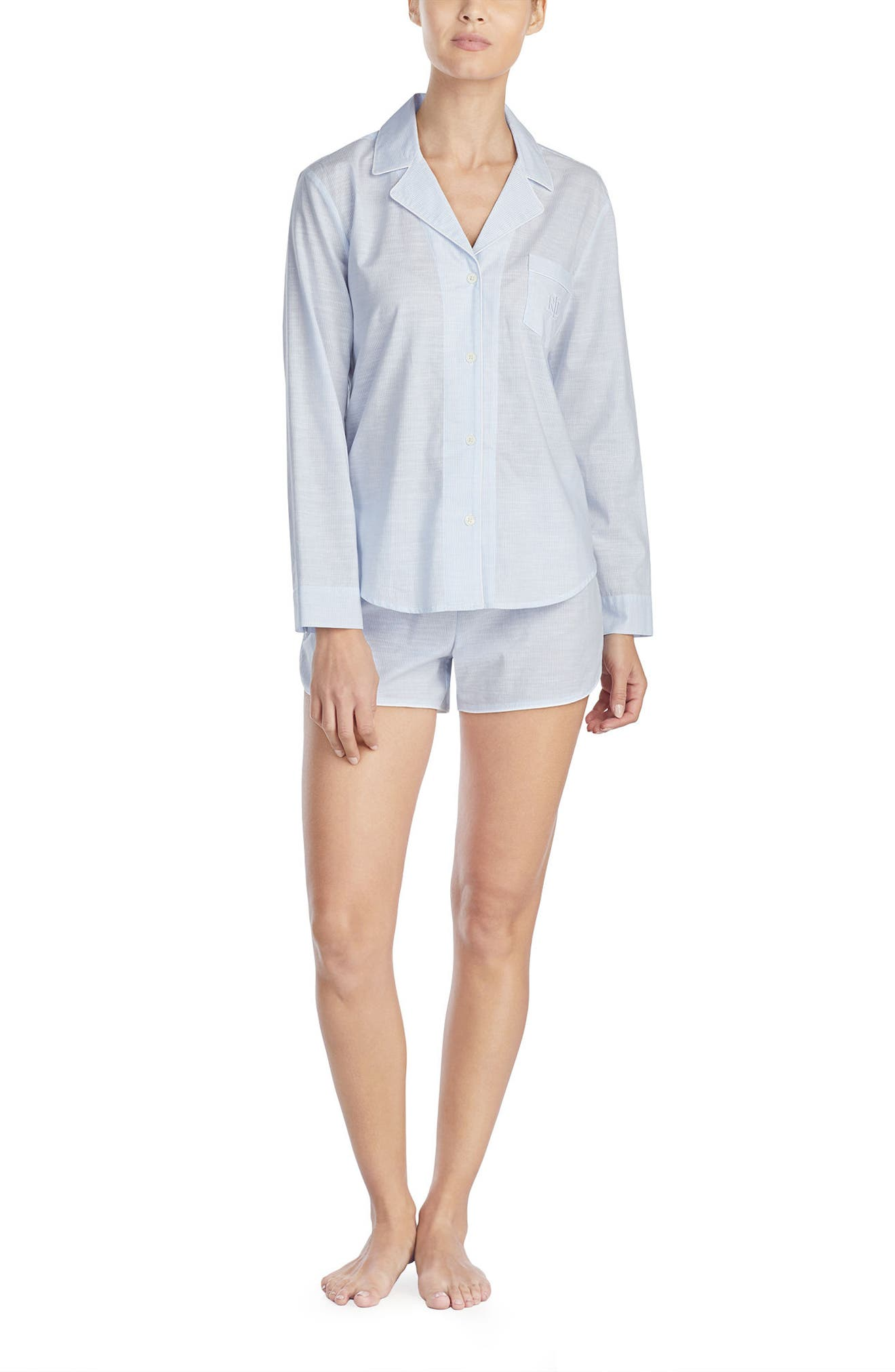 Short Pajamas,                             Alternate thumbnail 8, color,                             486