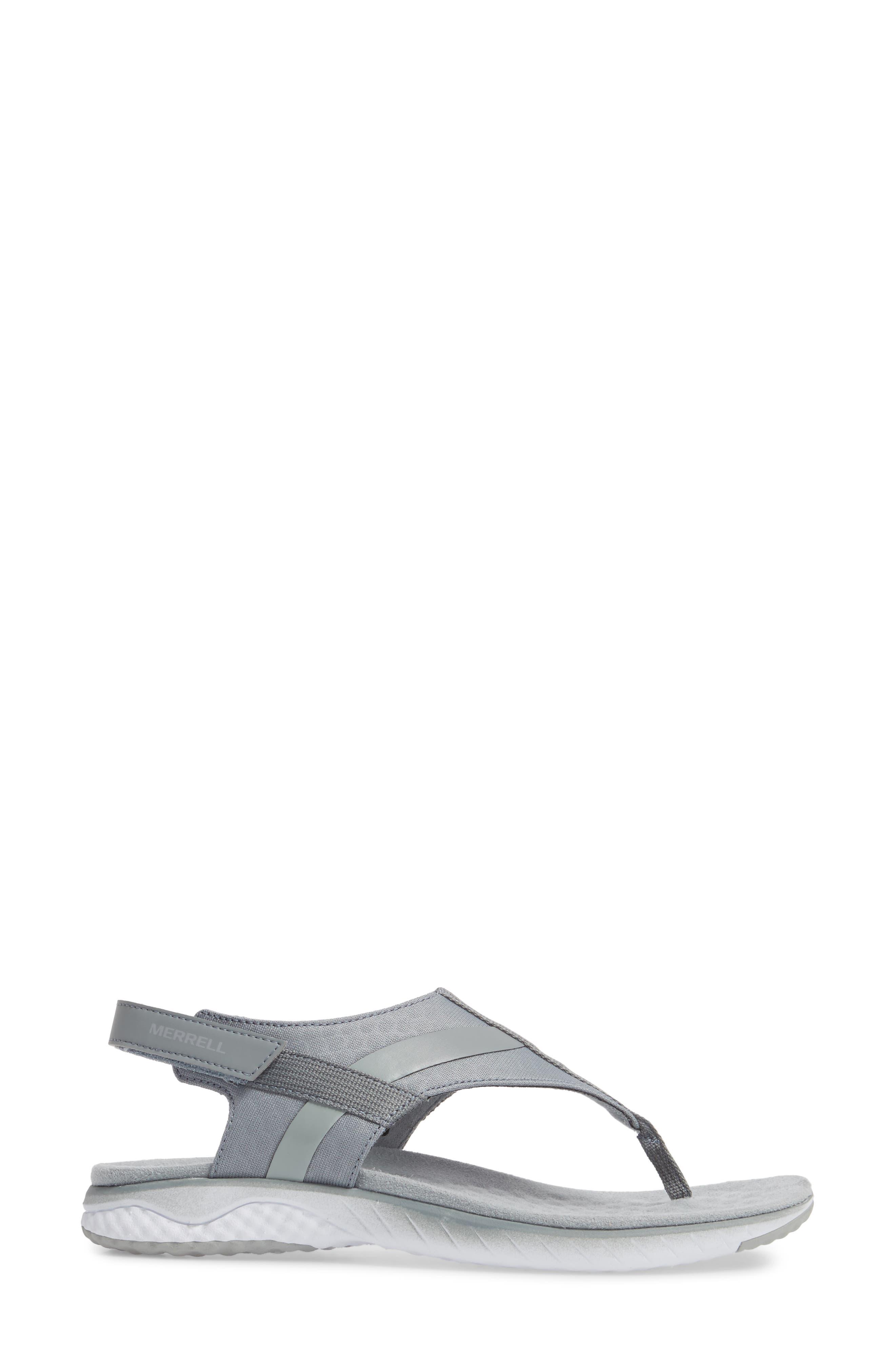 1SIX8 Linna Slide Air Cushion+ Sandal,                             Alternate thumbnail 10, color,