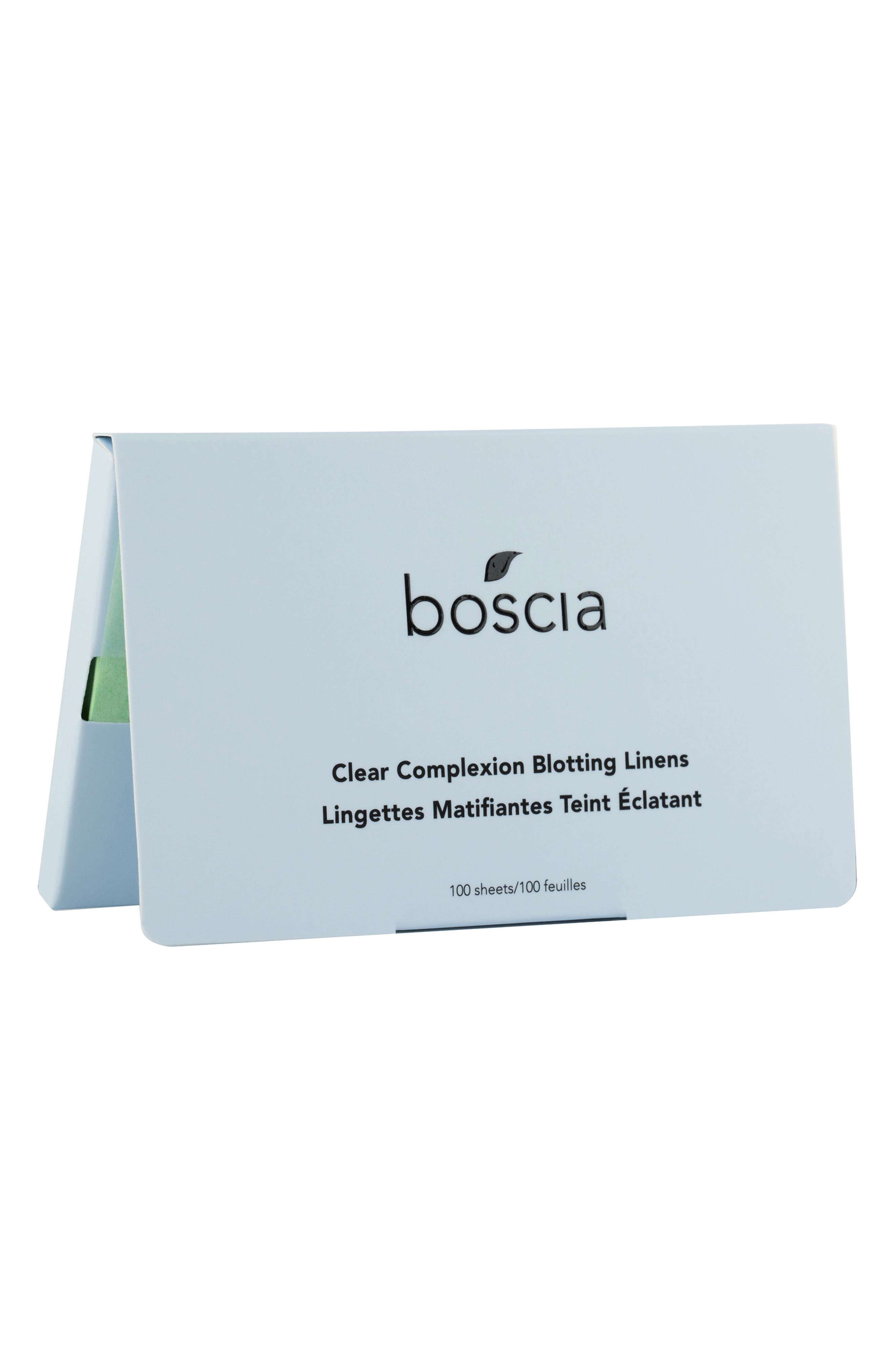BOSCIA,                             Clear Complexion Blotting Linen,                             Alternate thumbnail 3, color,                             NO COLOR