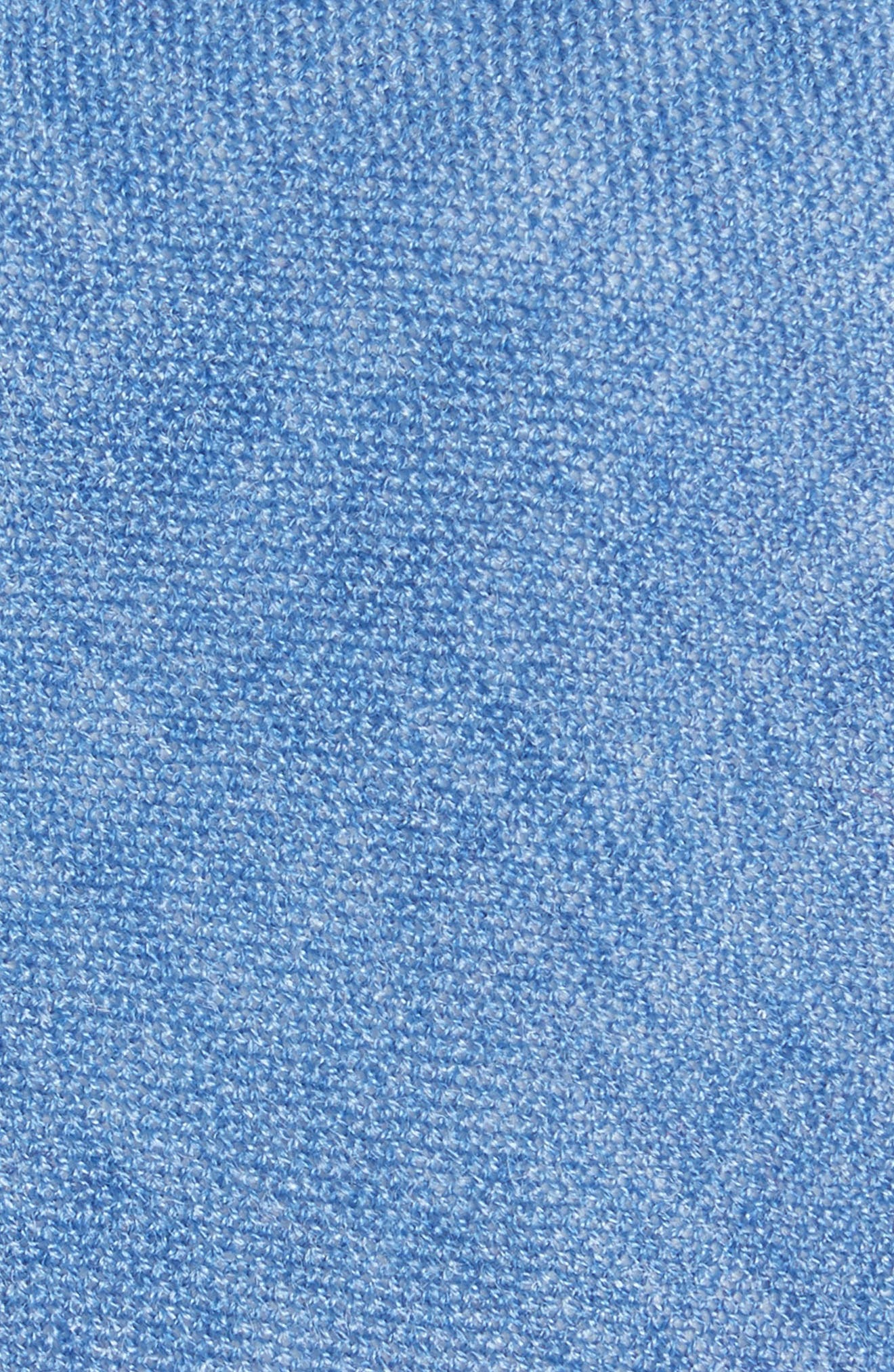Bradford Solid Cotton Skinny Tie,                             Alternate thumbnail 2, color,                             400
