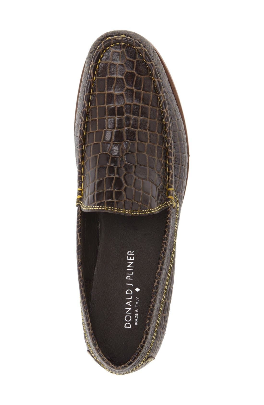 Donald J Pliner 'Nate' Loafer,                             Alternate thumbnail 12, color,