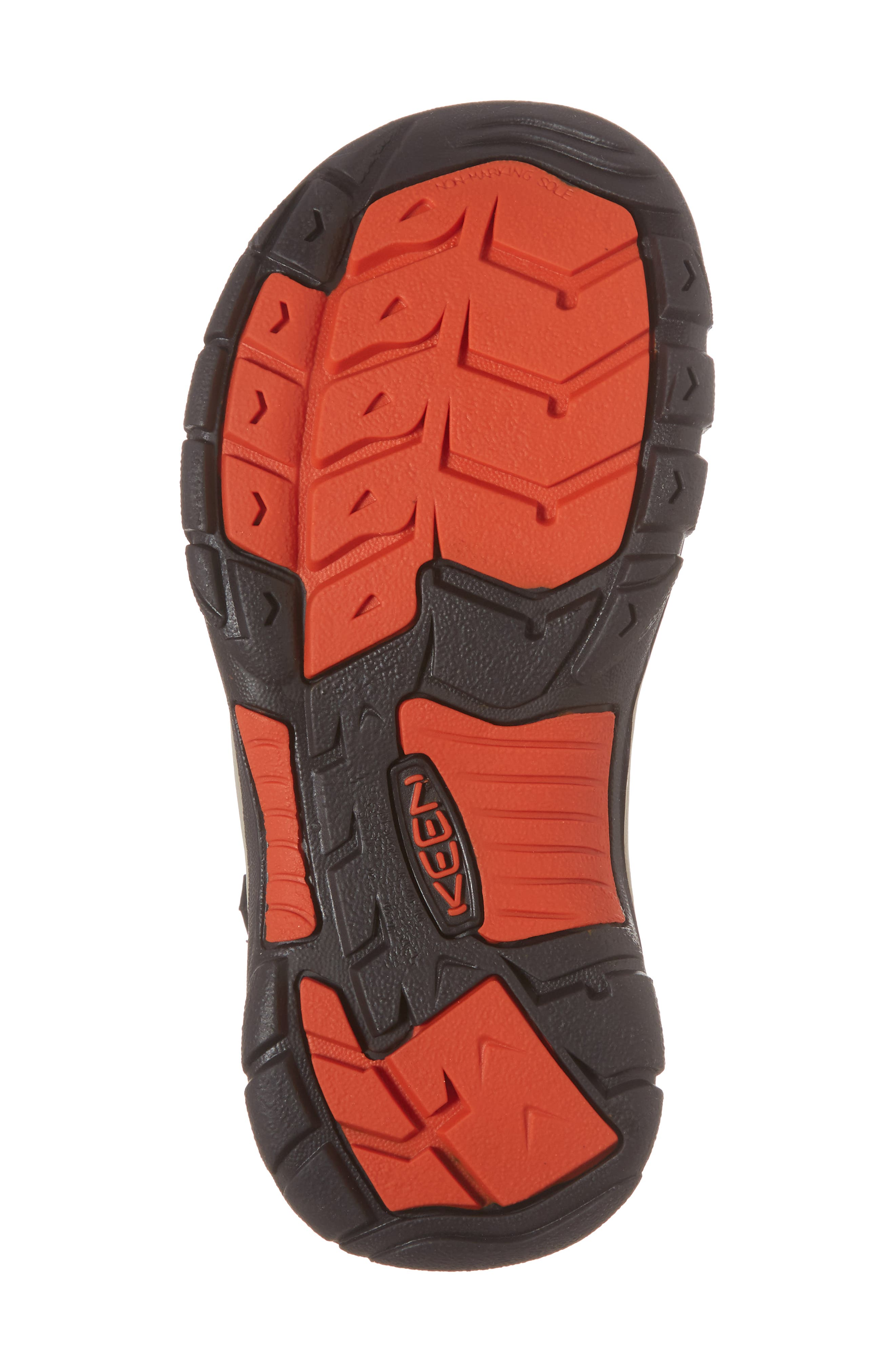 'Newport H2' Water Friendly Sandal,                             Alternate thumbnail 6, color,                             DARK EARTH/ SPICY ORANGE