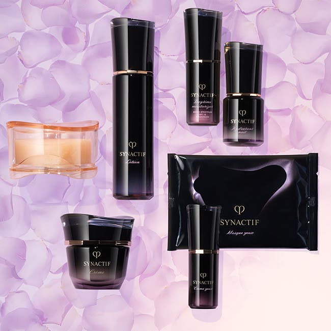 Introducing Clé De Peau Beauté Synactif Skin Care