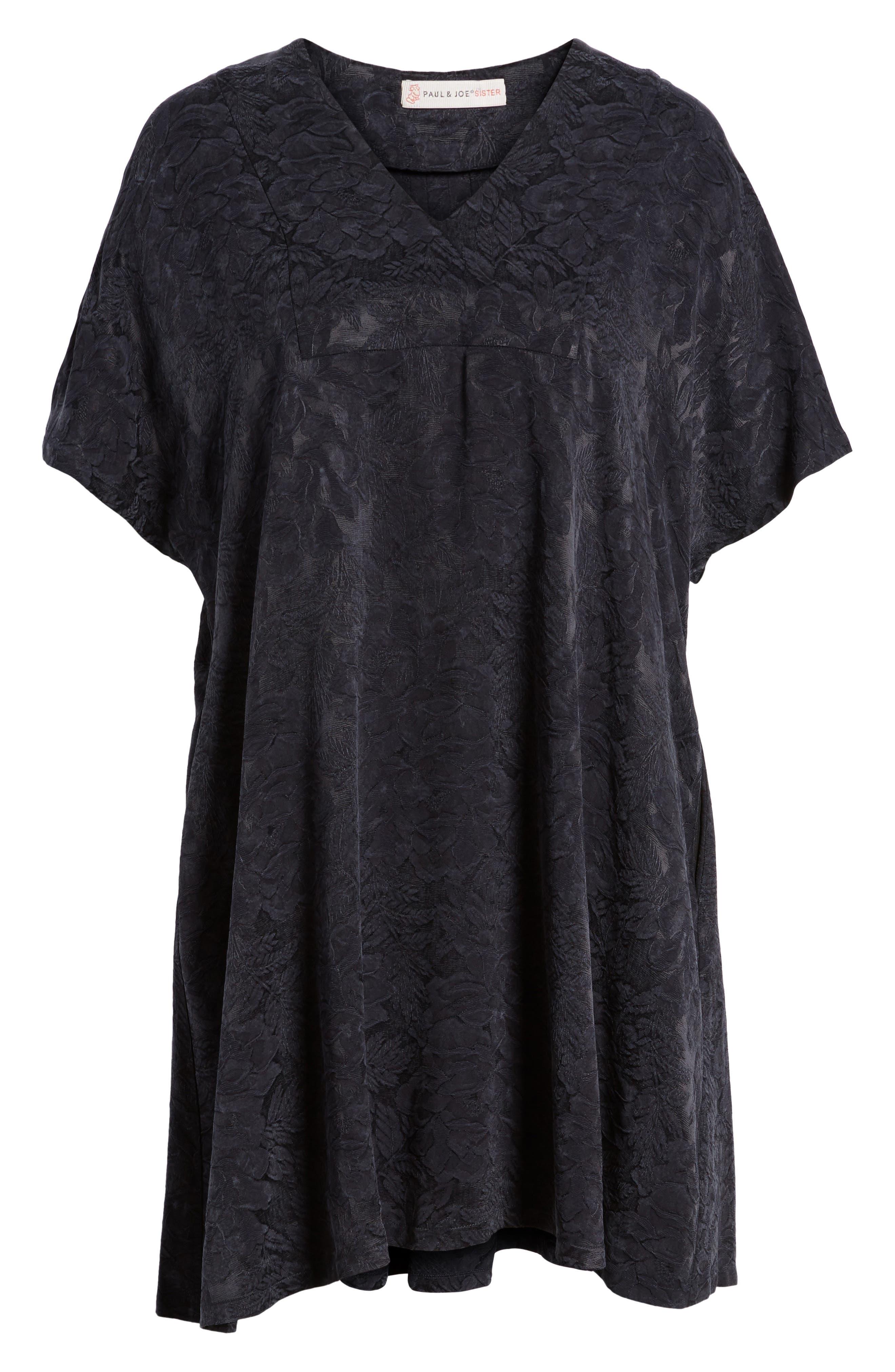 Epinale Dress,                             Alternate thumbnail 6, color,                             001