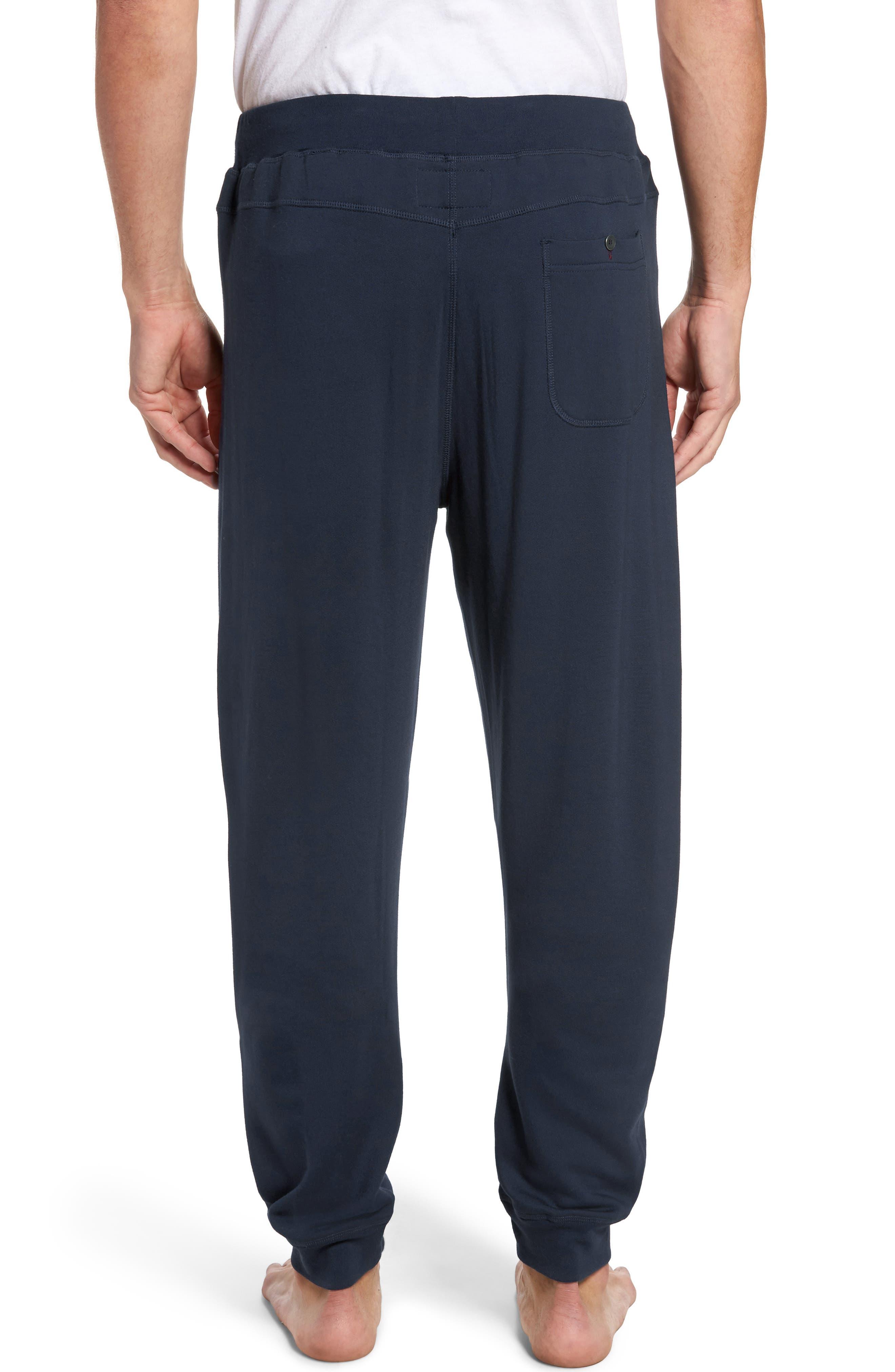 Modal Blend Lounge Pants,                             Alternate thumbnail 2, color,                             411