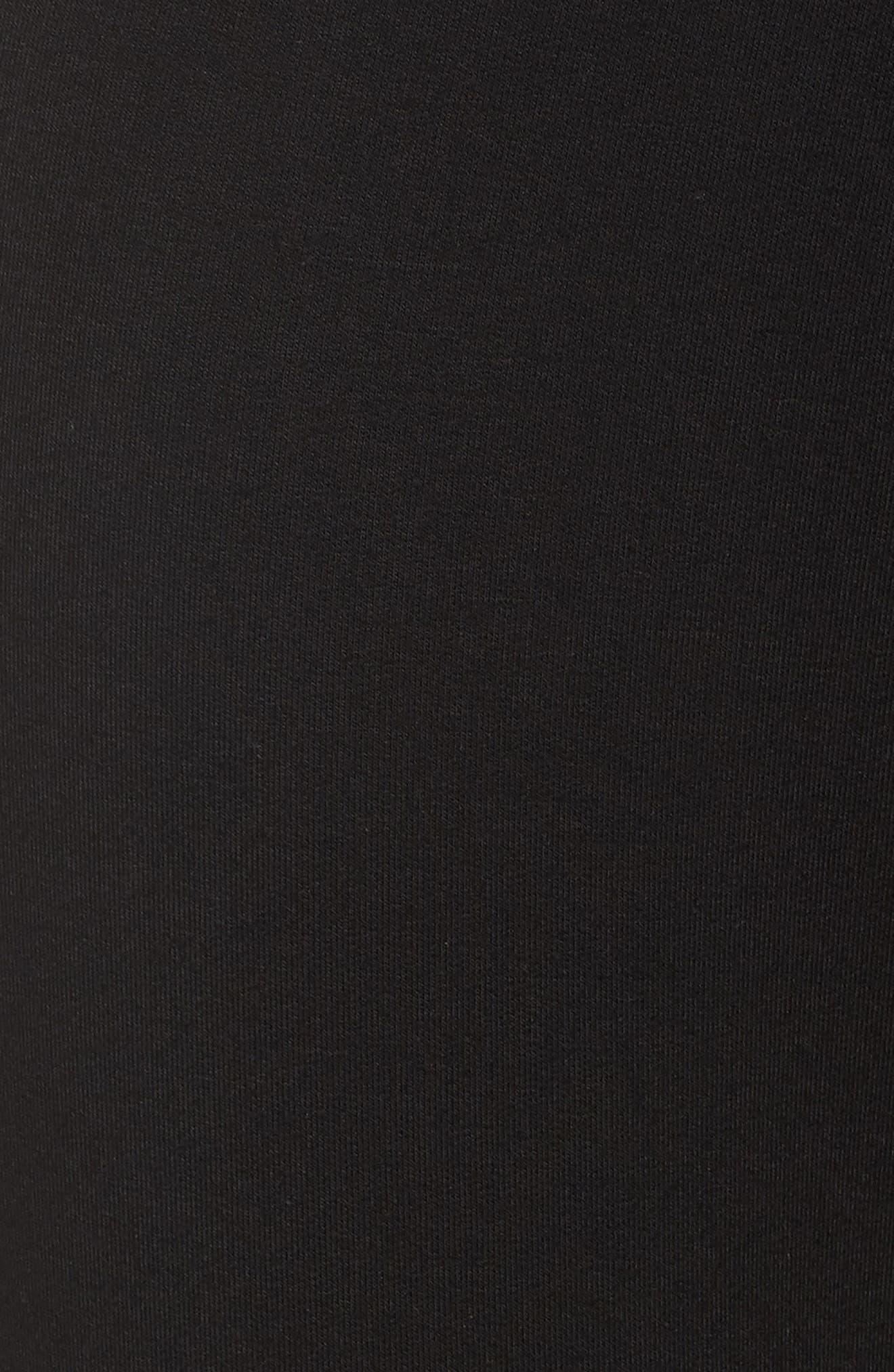 Canyon Jogger Pants,                             Alternate thumbnail 6, color,                             BLACK