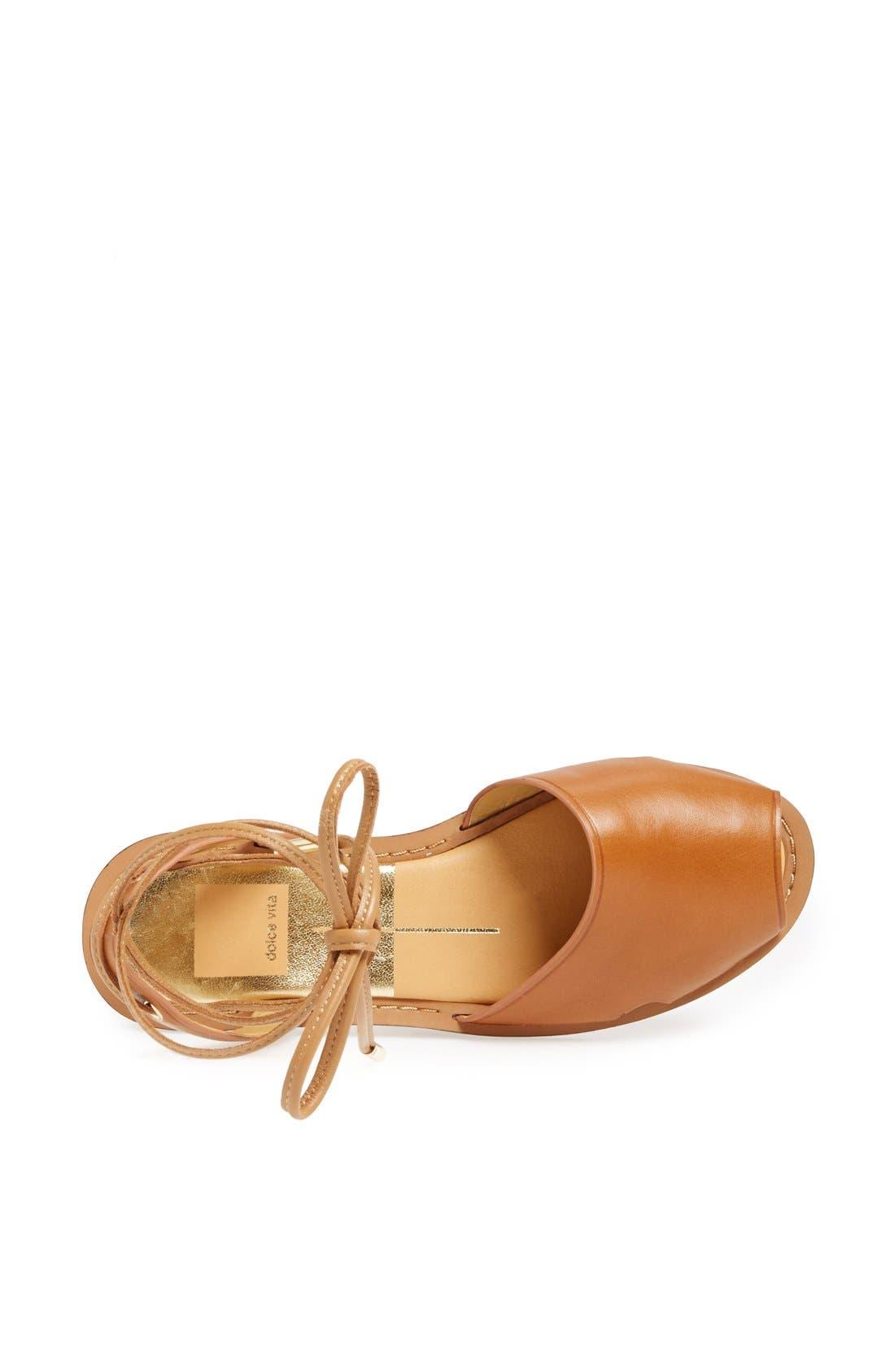 'Damalis' Sandal,                             Alternate thumbnail 4, color,                             200