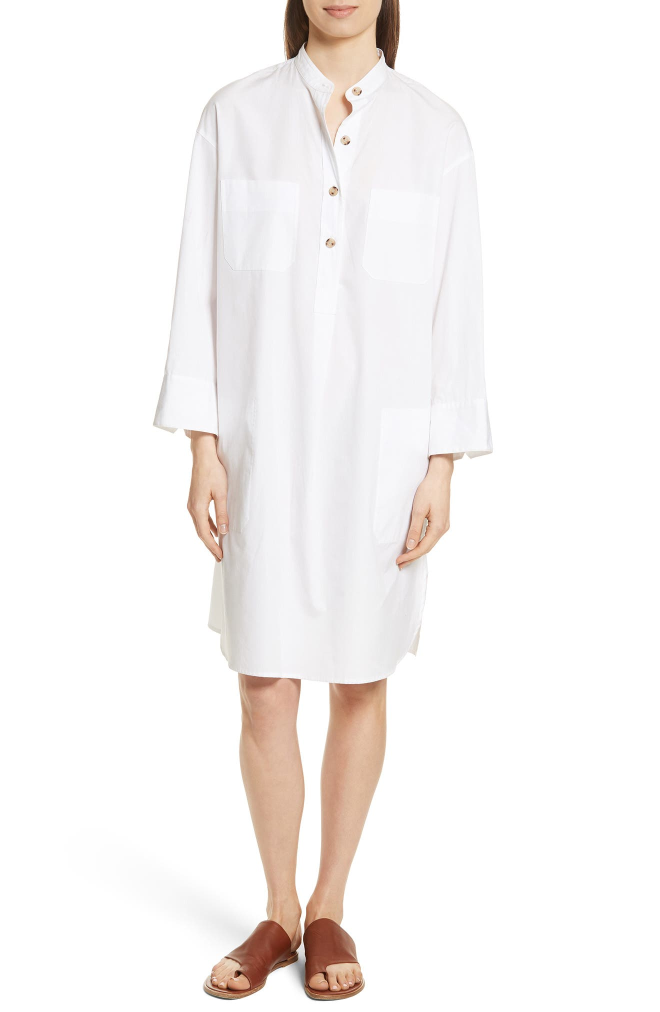 Utility Shirtdress,                         Main,                         color,