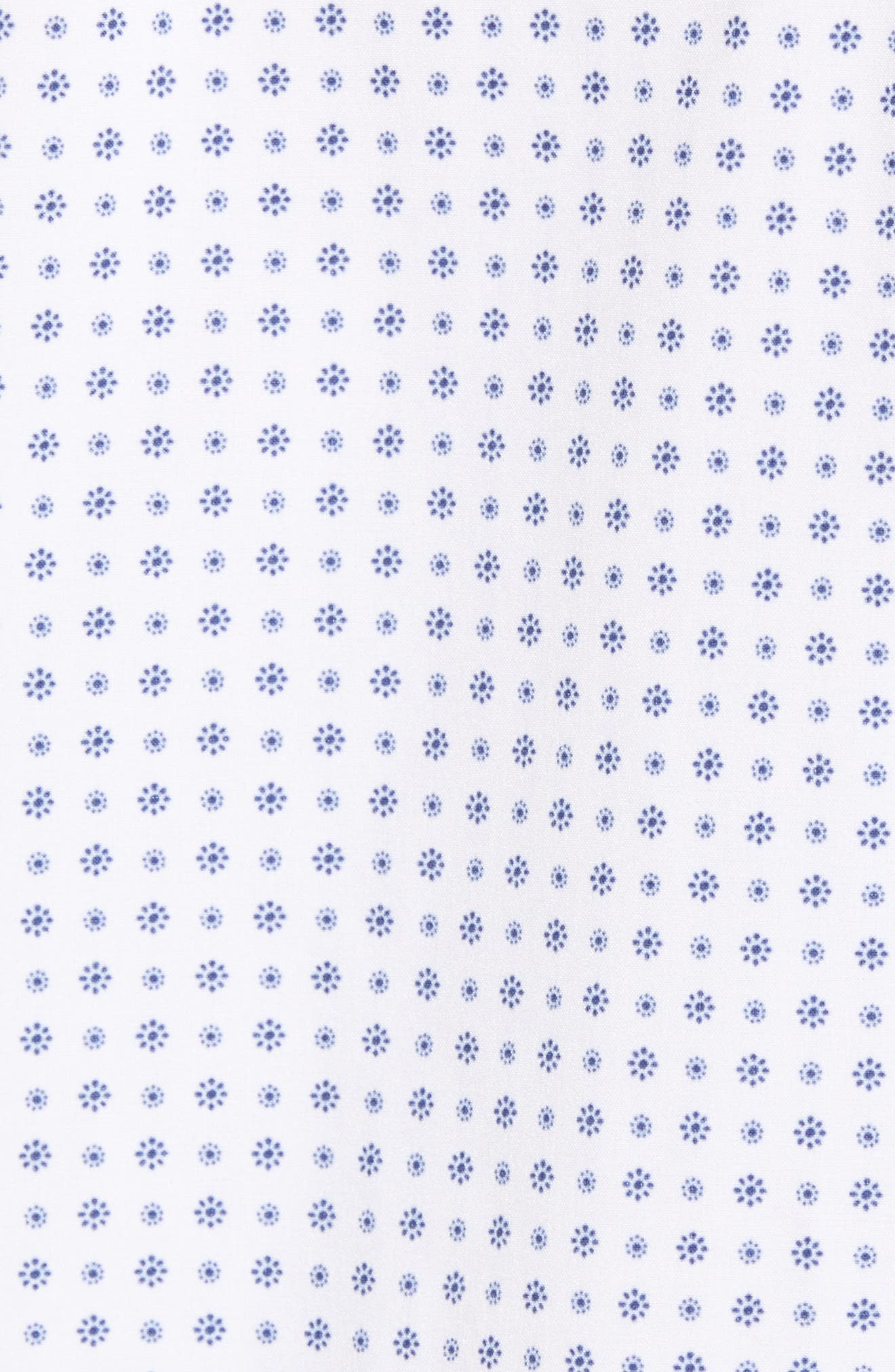 Darst Slim Fit Performance Sport Shirt,                             Alternate thumbnail 5, color,                             117