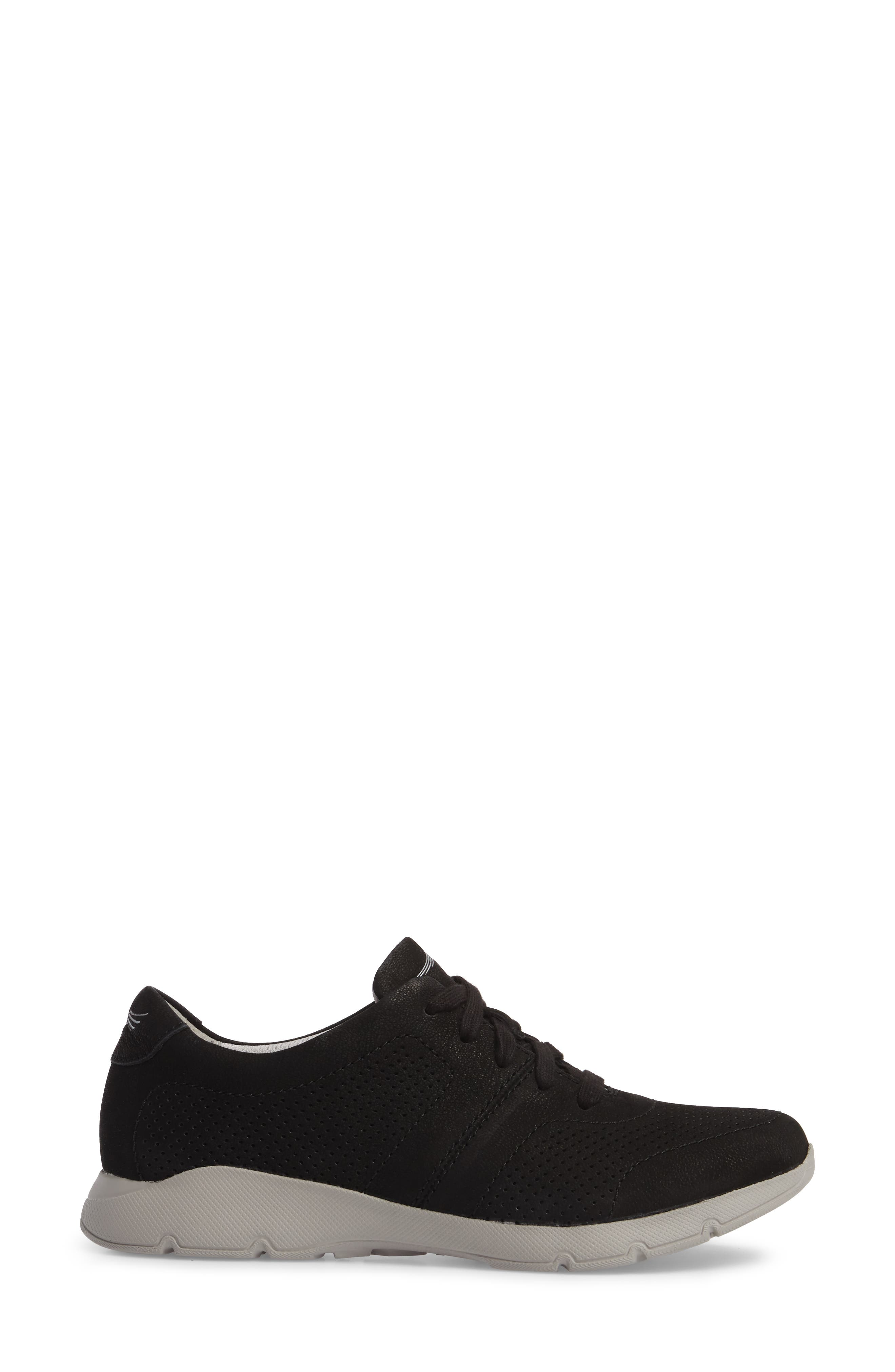 Alissa Sneaker,                             Alternate thumbnail 3, color,                             001