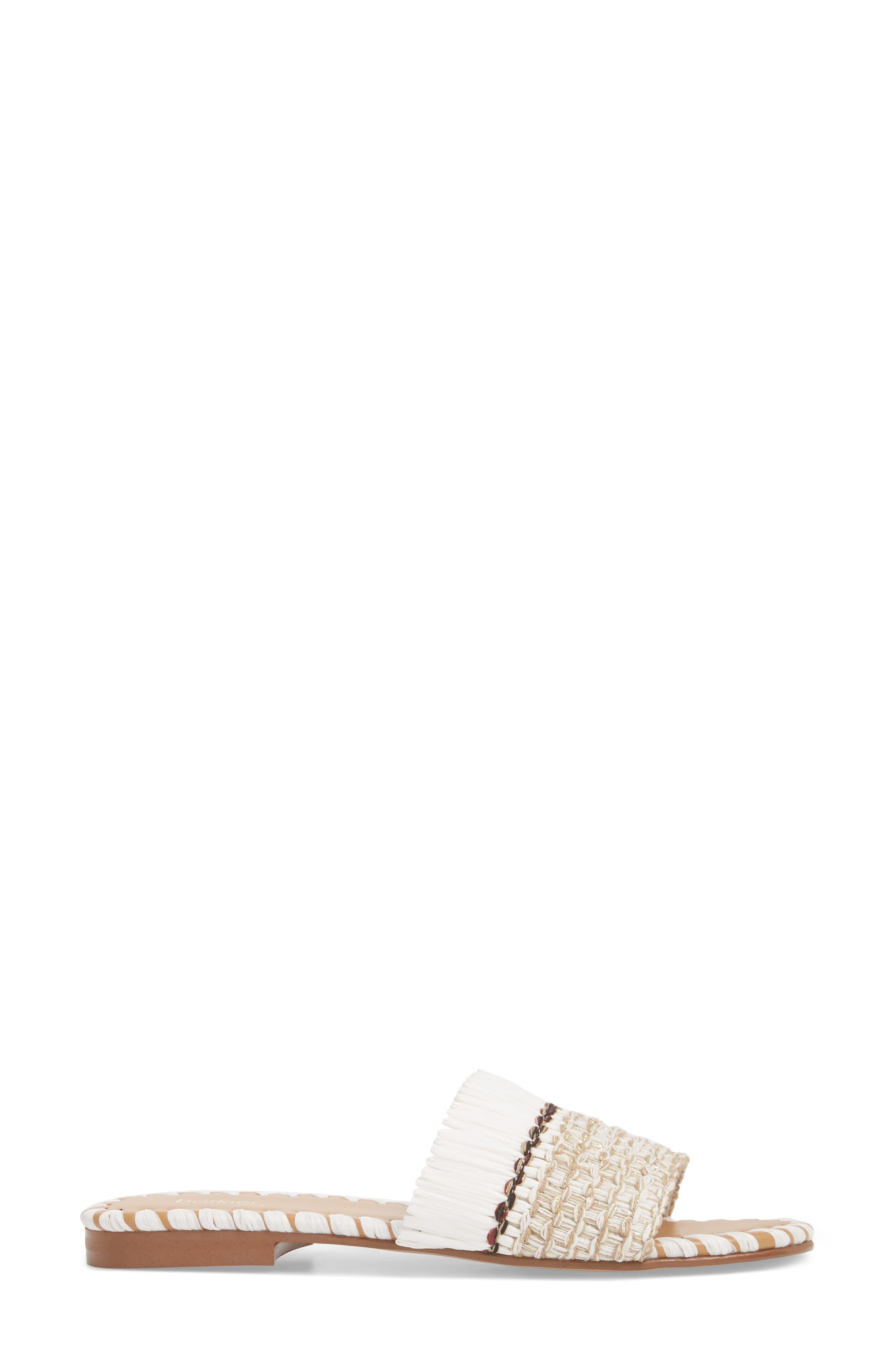 Bailee Slide Sandal,                             Alternate thumbnail 6, color,