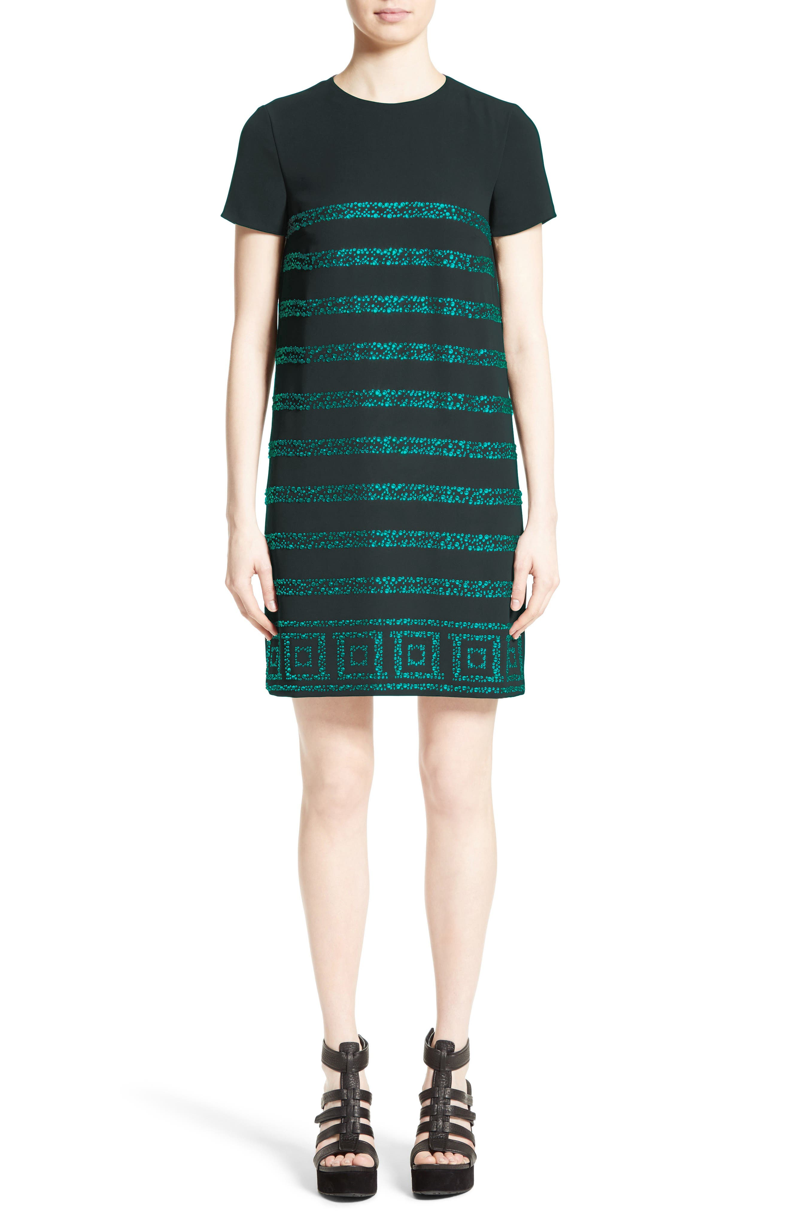 Rhinestone Dress,                             Alternate thumbnail 6, color,                             440
