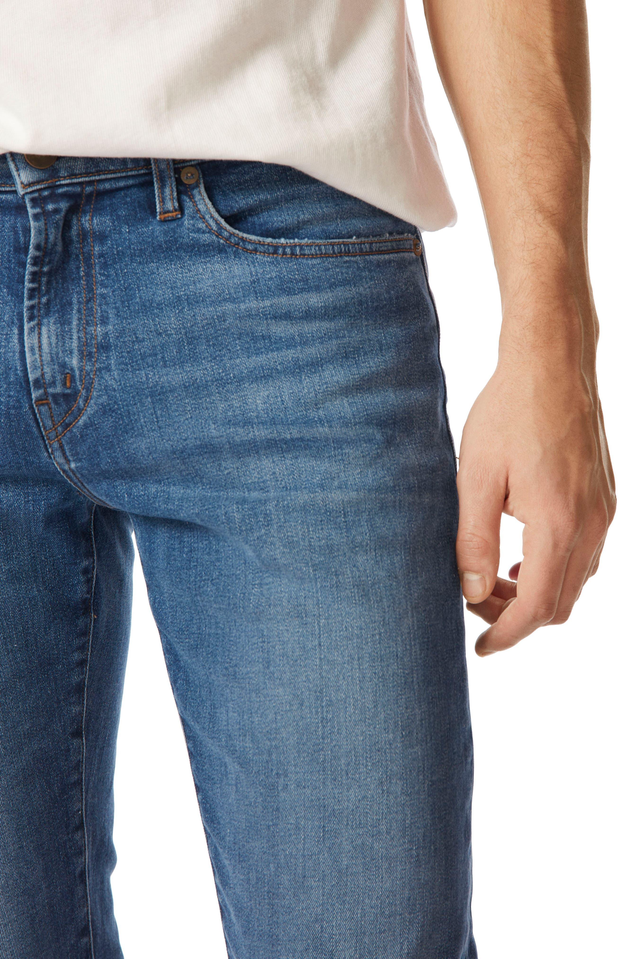 Tyler Slim Fit Jeans,                             Alternate thumbnail 4, color,                             PHINIUS