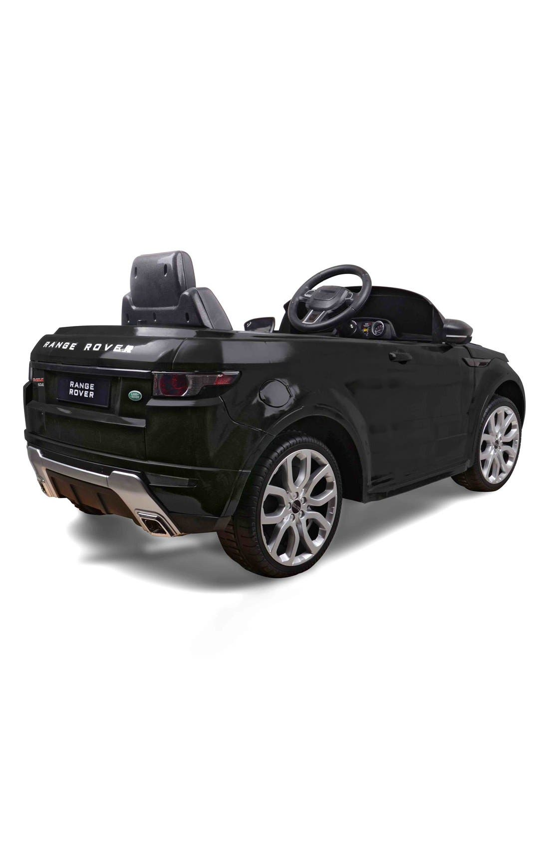 'Range Rover Evoque' 12V RC Ride-On Toy Car,                             Alternate thumbnail 5, color,                             001