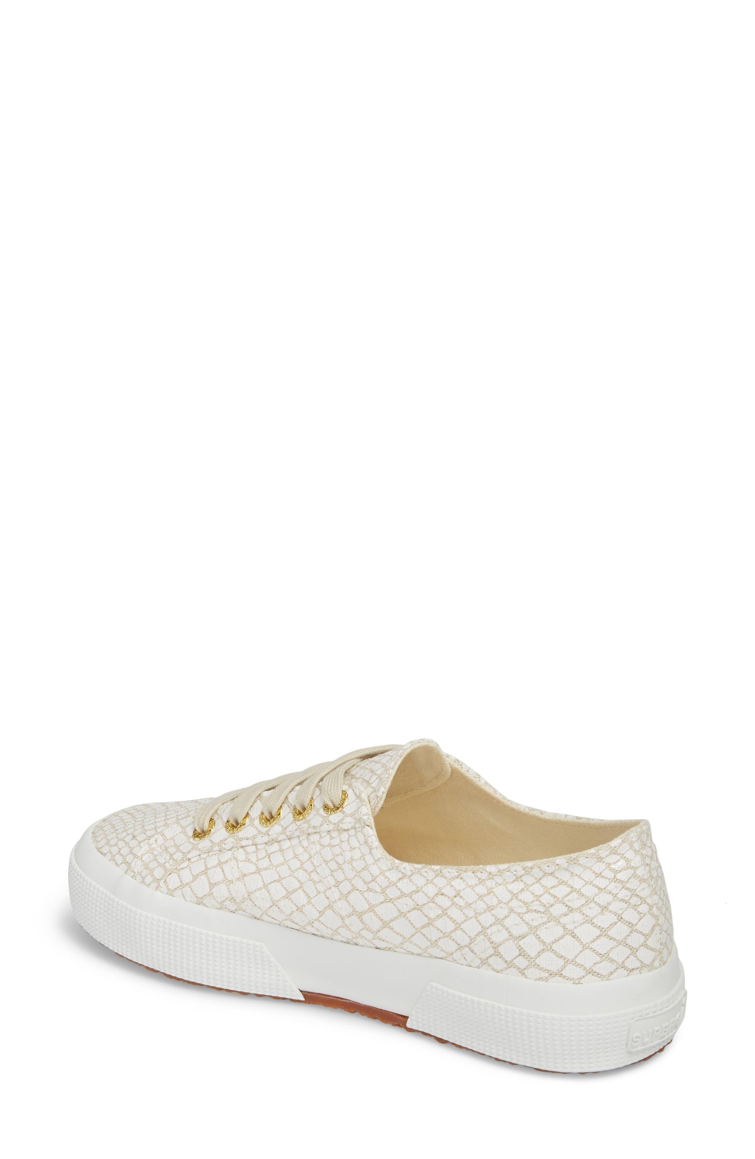 SUPERGA,                             2750 Low Top Sneaker,                             Alternate thumbnail 2, color,                             107