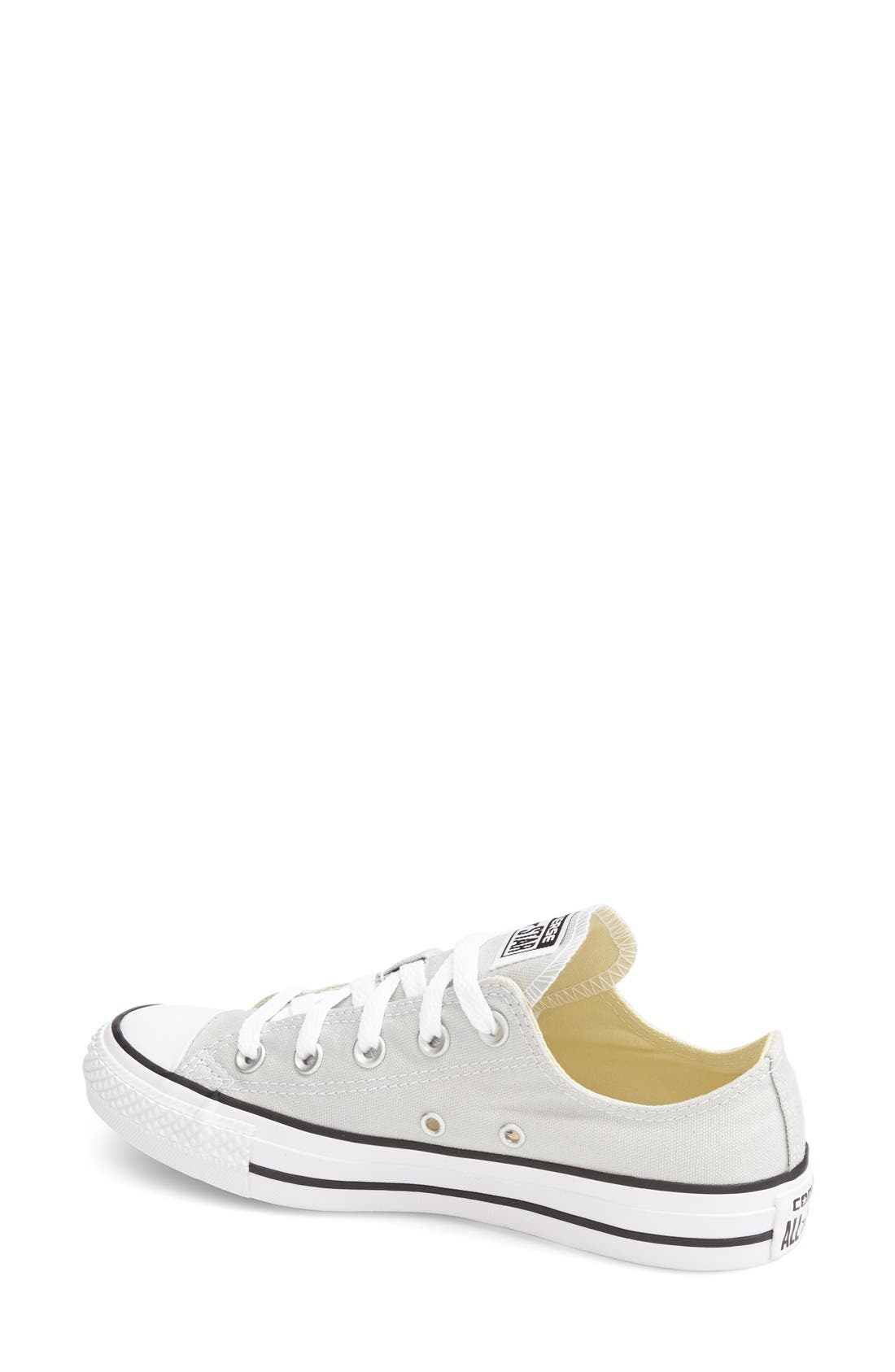Chuck Taylor<sup>®</sup> All Star<sup>®</sup> 'Ox' Sneaker,                             Alternate thumbnail 2, color,                             050
