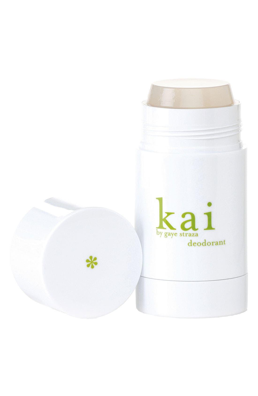 KAI,                             Deodorant,                             Main thumbnail 1, color,                             NO COLOR