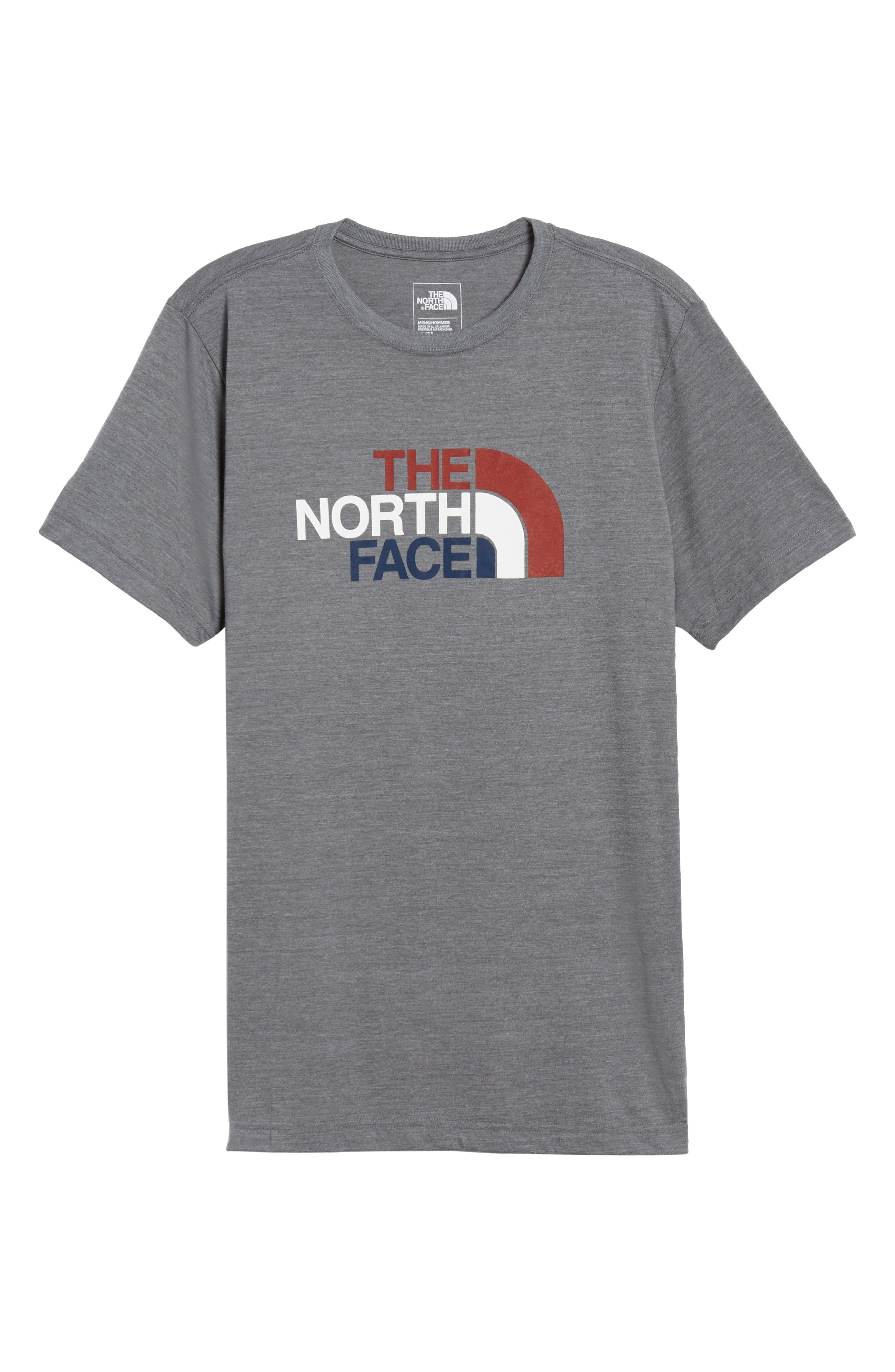 Americana Crewneck T-Shirt,                             Alternate thumbnail 21, color,