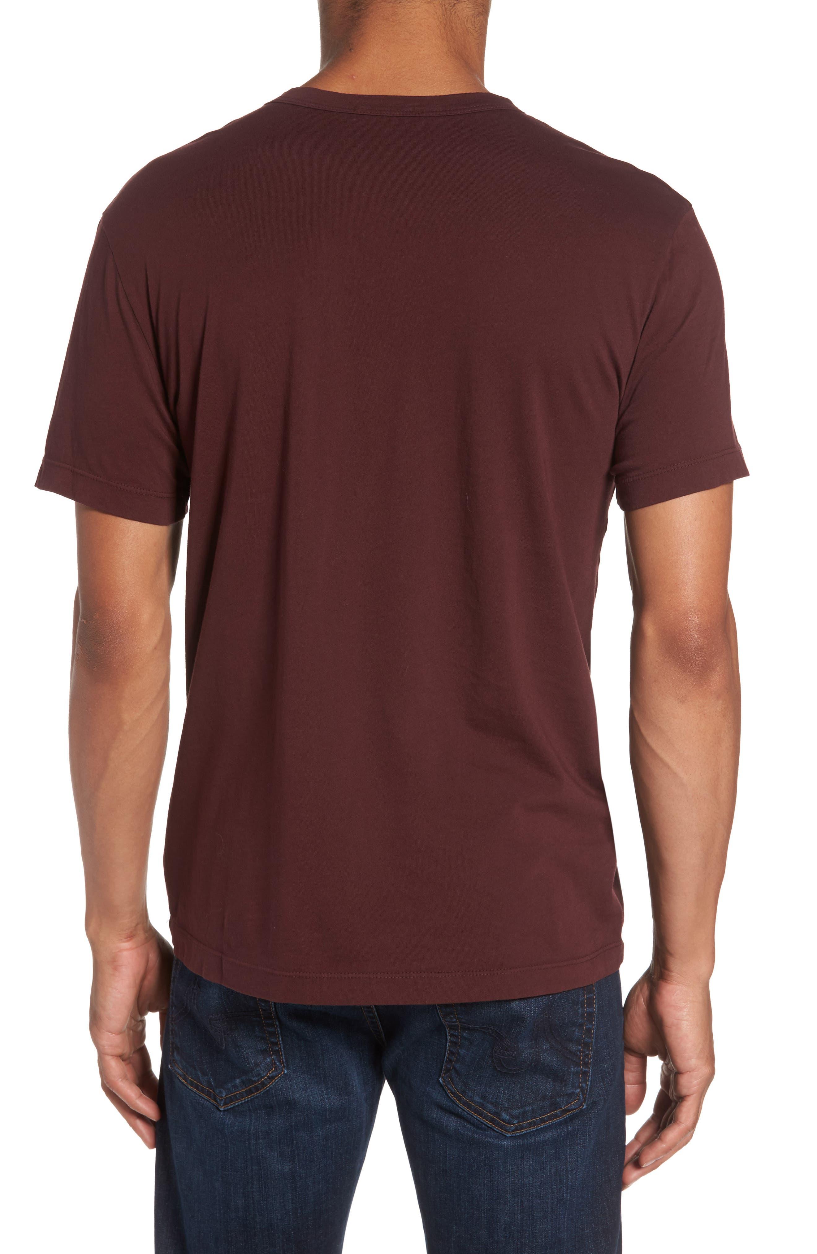 Crewneck Jersey T-Shirt,                             Alternate thumbnail 294, color,