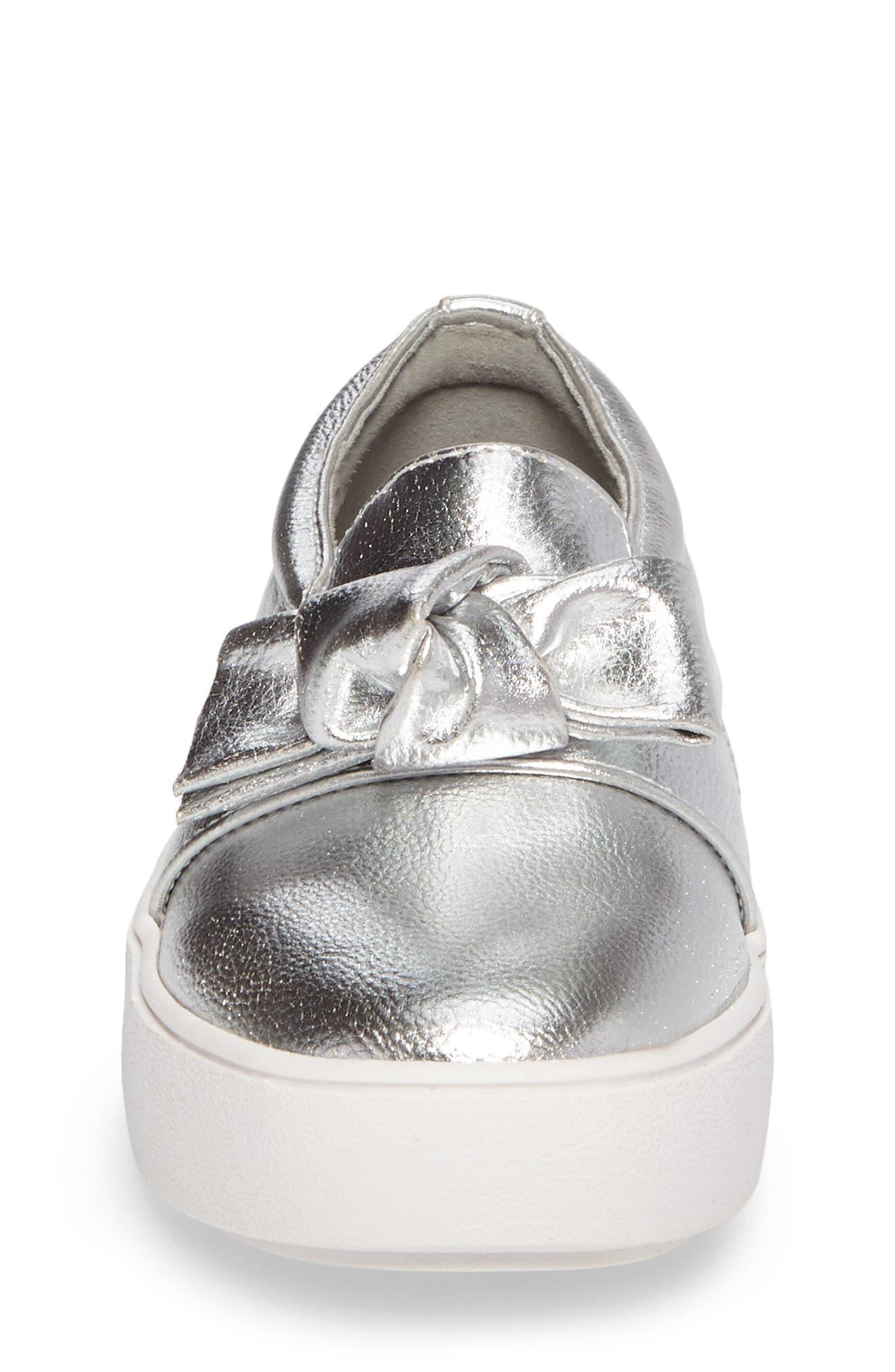 Maven Poppy Knotted Slip-On Sneaker,                             Alternate thumbnail 11, color,