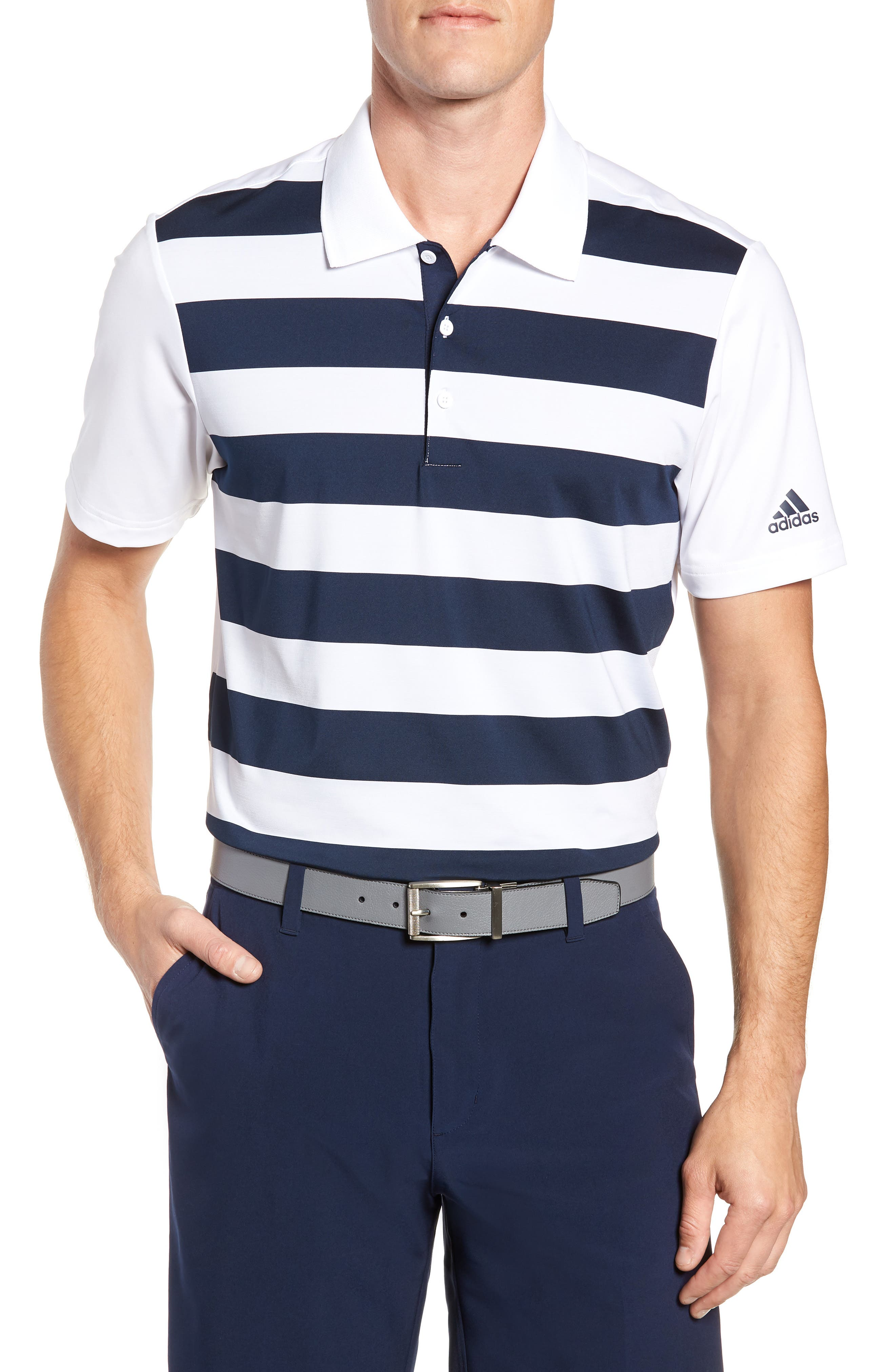 Ultimate Rugby Performance Polo,                             Main thumbnail 1, color,                             400