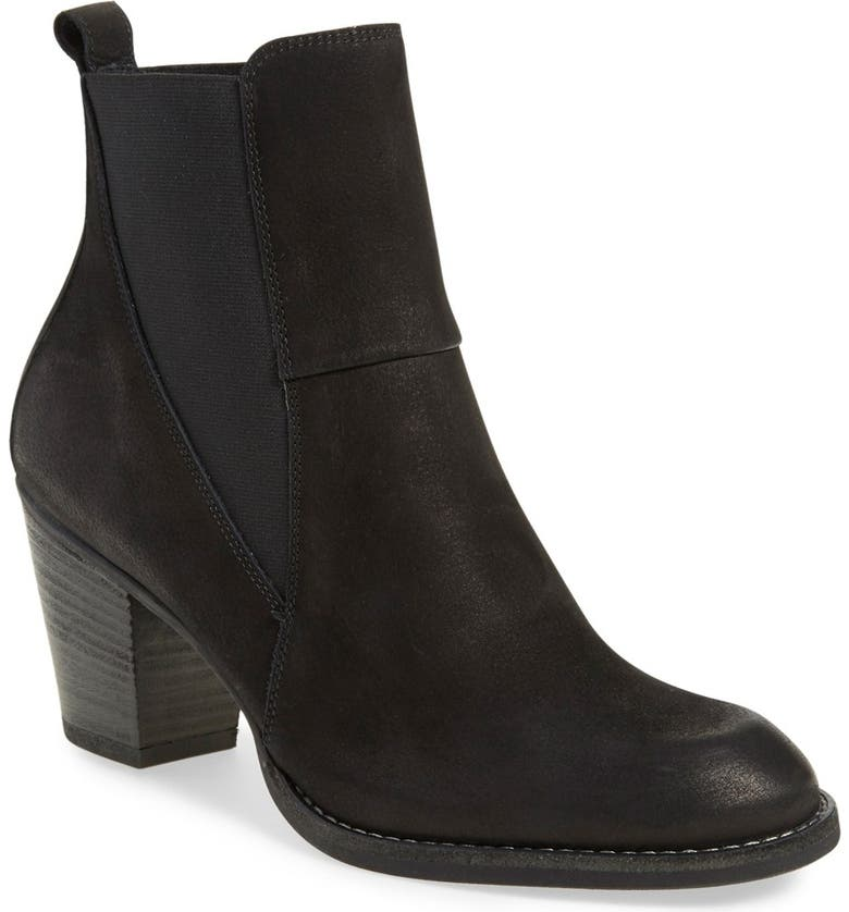 paul green 39 jules 39 block heel chelsea boot women nordstrom. Black Bedroom Furniture Sets. Home Design Ideas