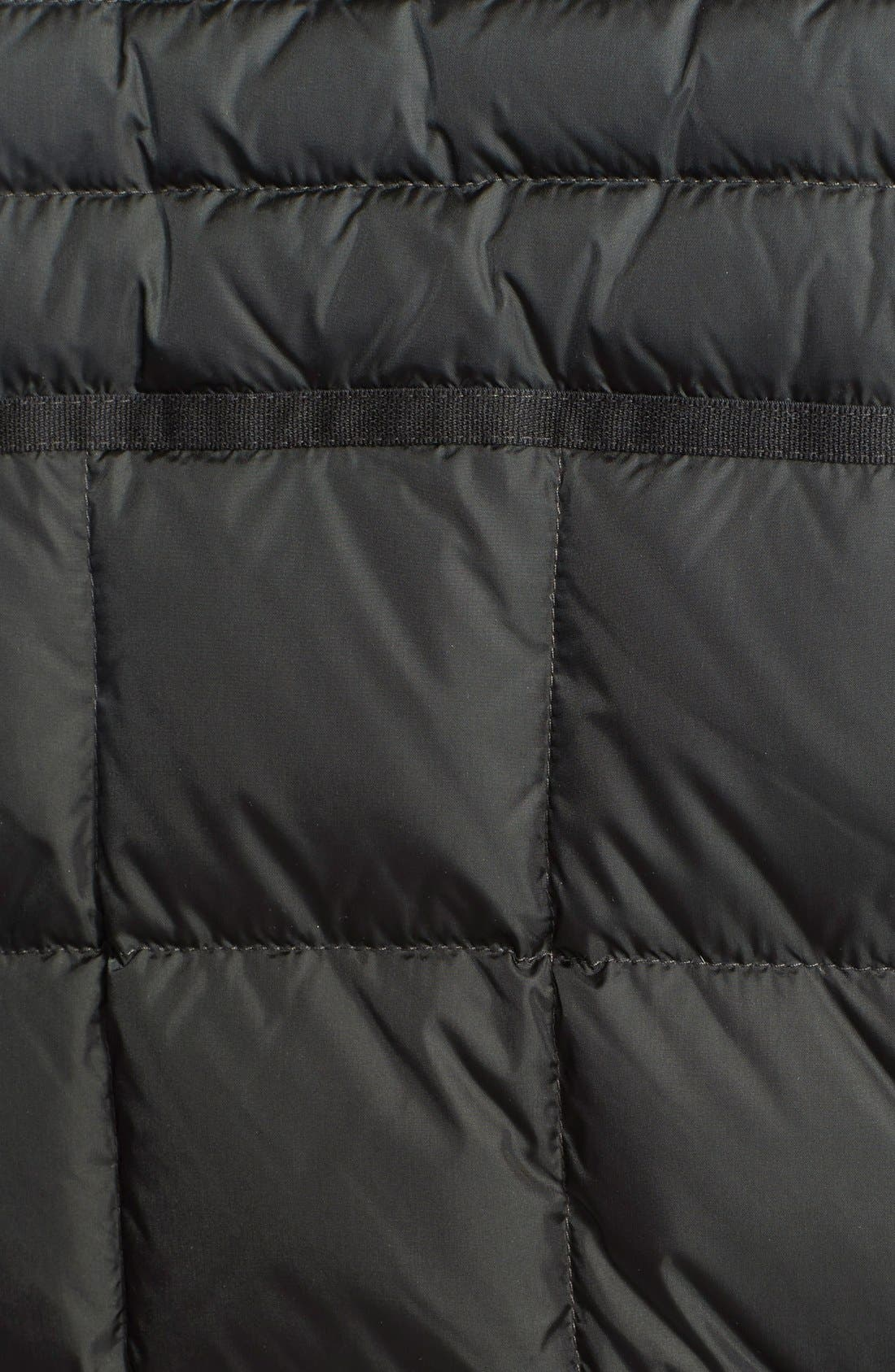 'Blais' Mixed Media Down Jacket,                             Alternate thumbnail 3, color,                             301