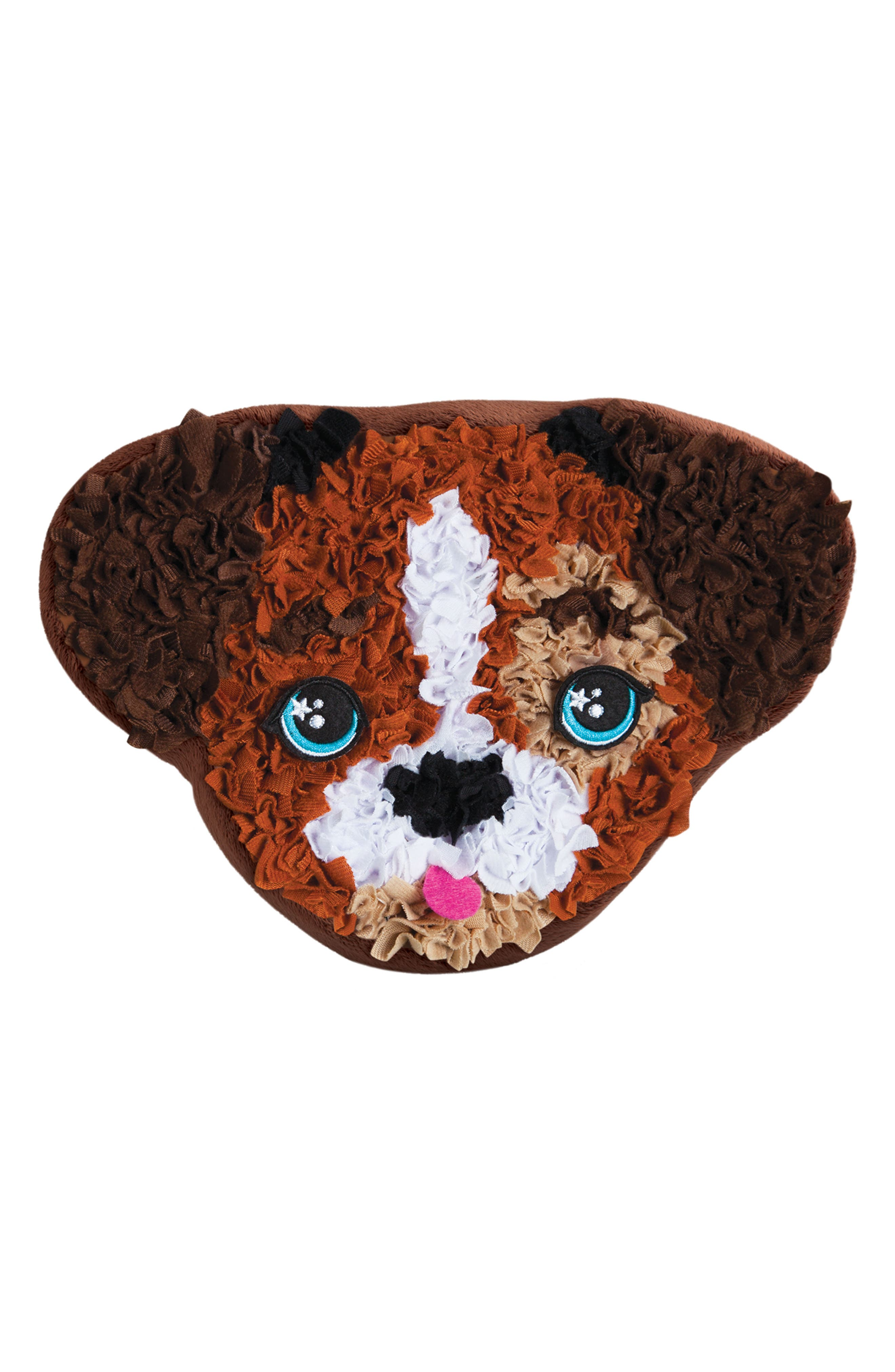 PlushCraft Puppy Pillow Craft Kit,                             Alternate thumbnail 3, color,