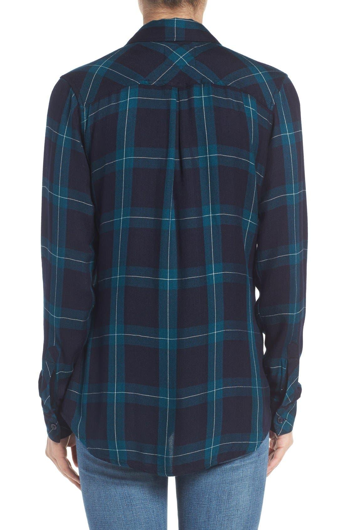 Hunter Plaid Shirt,                             Alternate thumbnail 232, color,