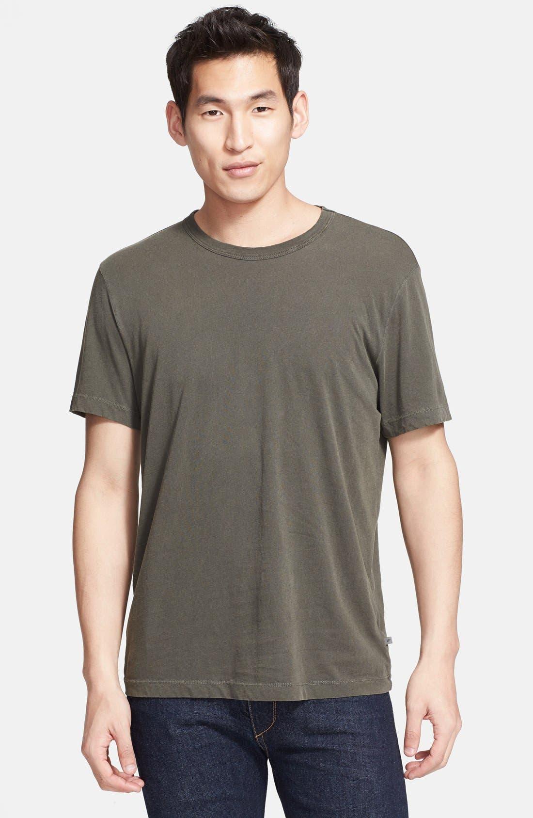 Crewneck Jersey T-Shirt,                             Main thumbnail 47, color,