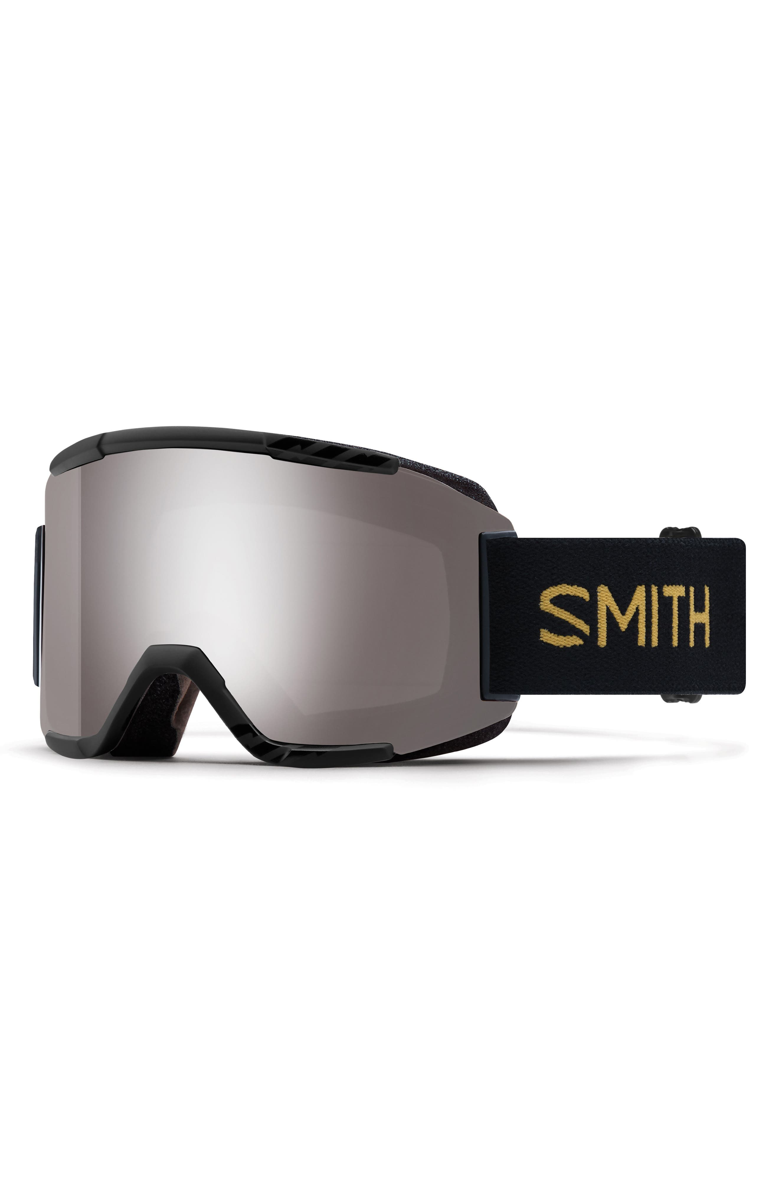 Squad Chromapop 180mm Snow Goggles,                             Main thumbnail 1, color,                             001