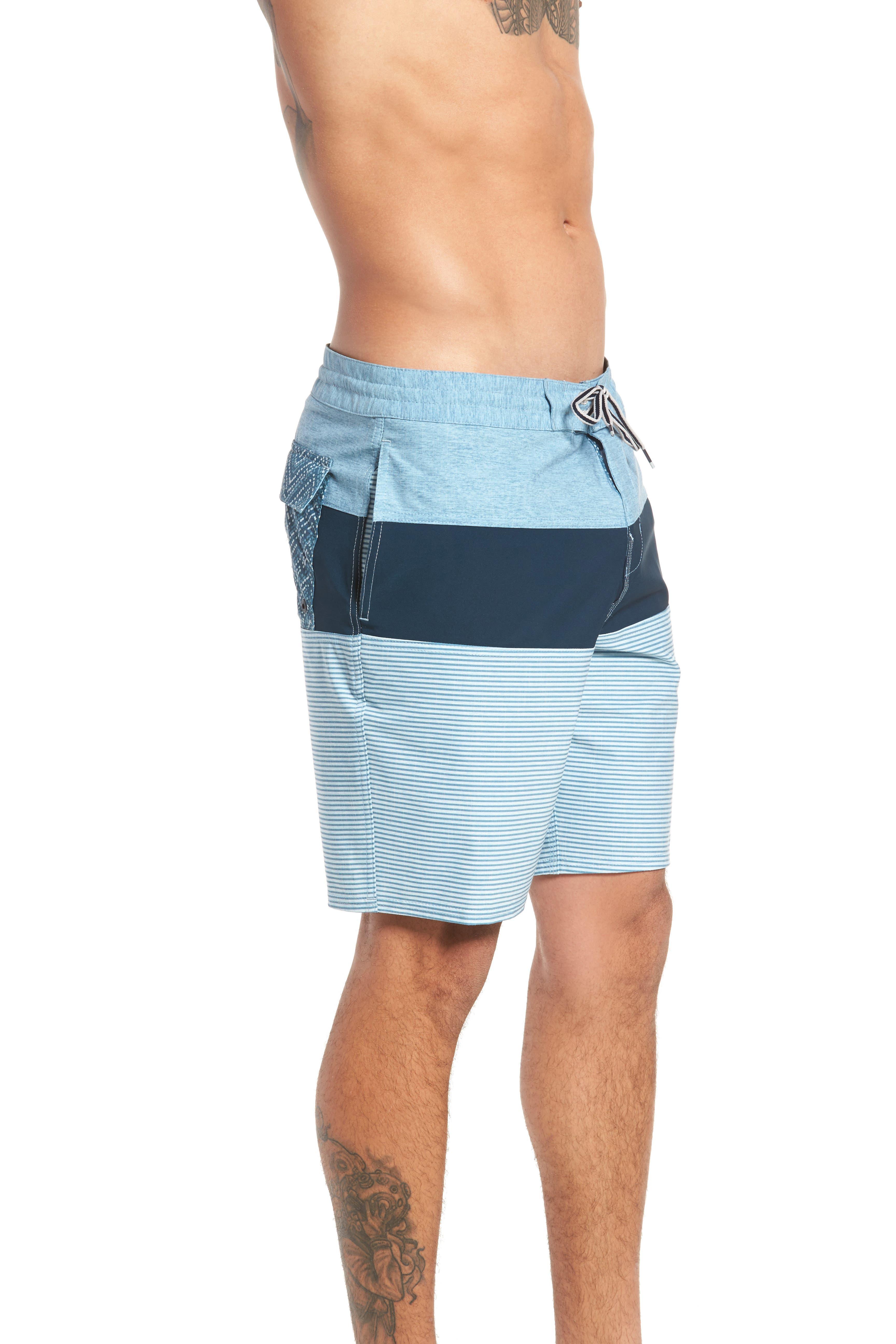 D Bah Airlite Board Shorts,                             Alternate thumbnail 9, color,