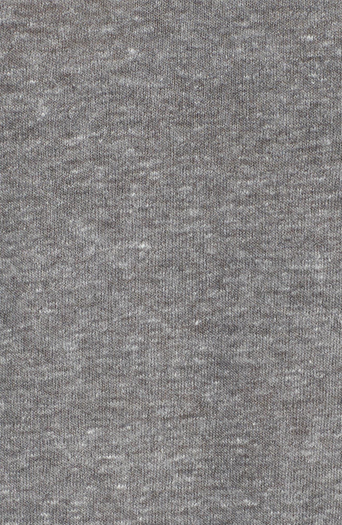 Raglan Sleeve Baseball Tee,                             Alternate thumbnail 5, color,                             030