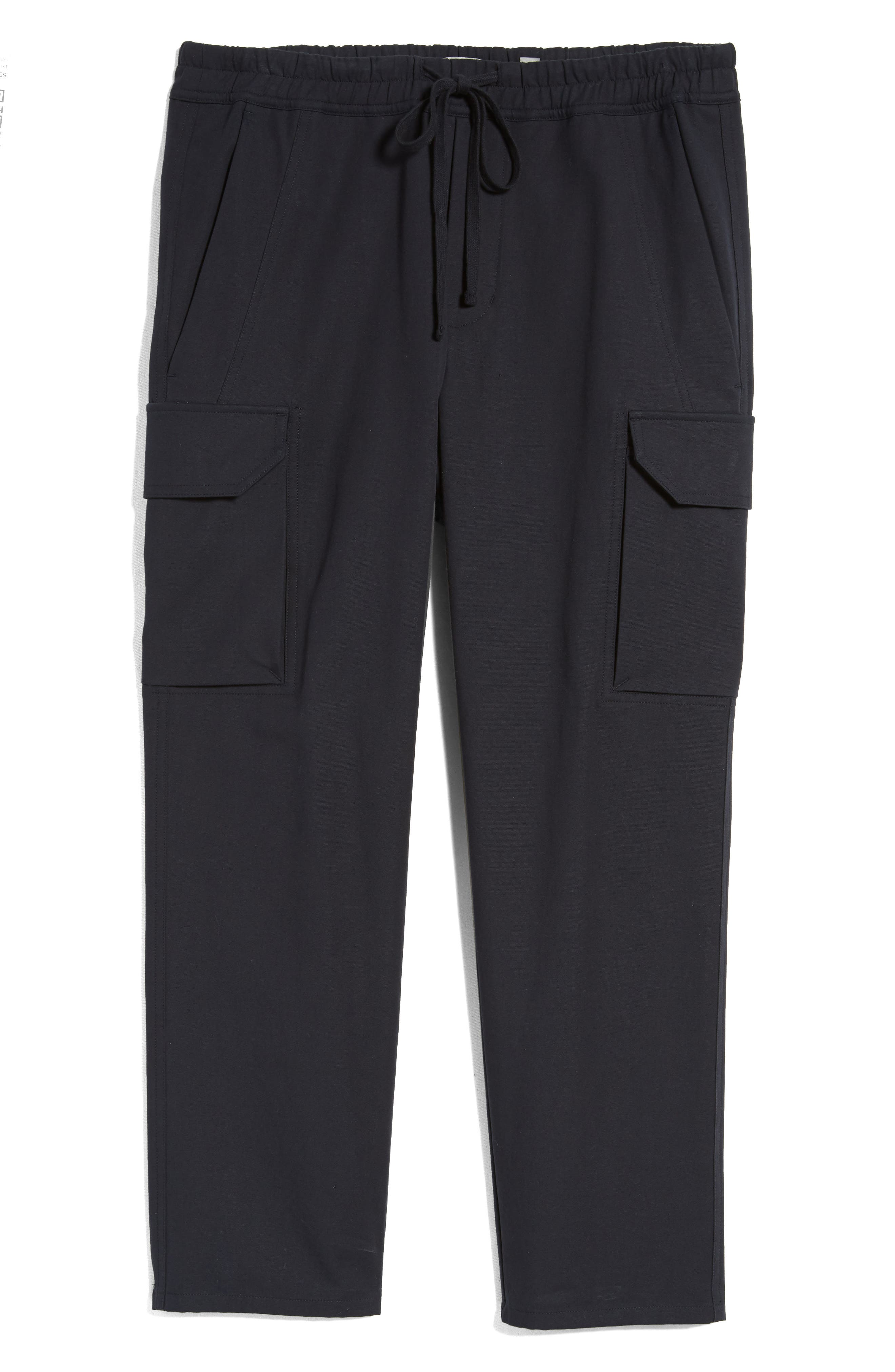 Regular Fit Drawstring Pants,                             Alternate thumbnail 6, color,