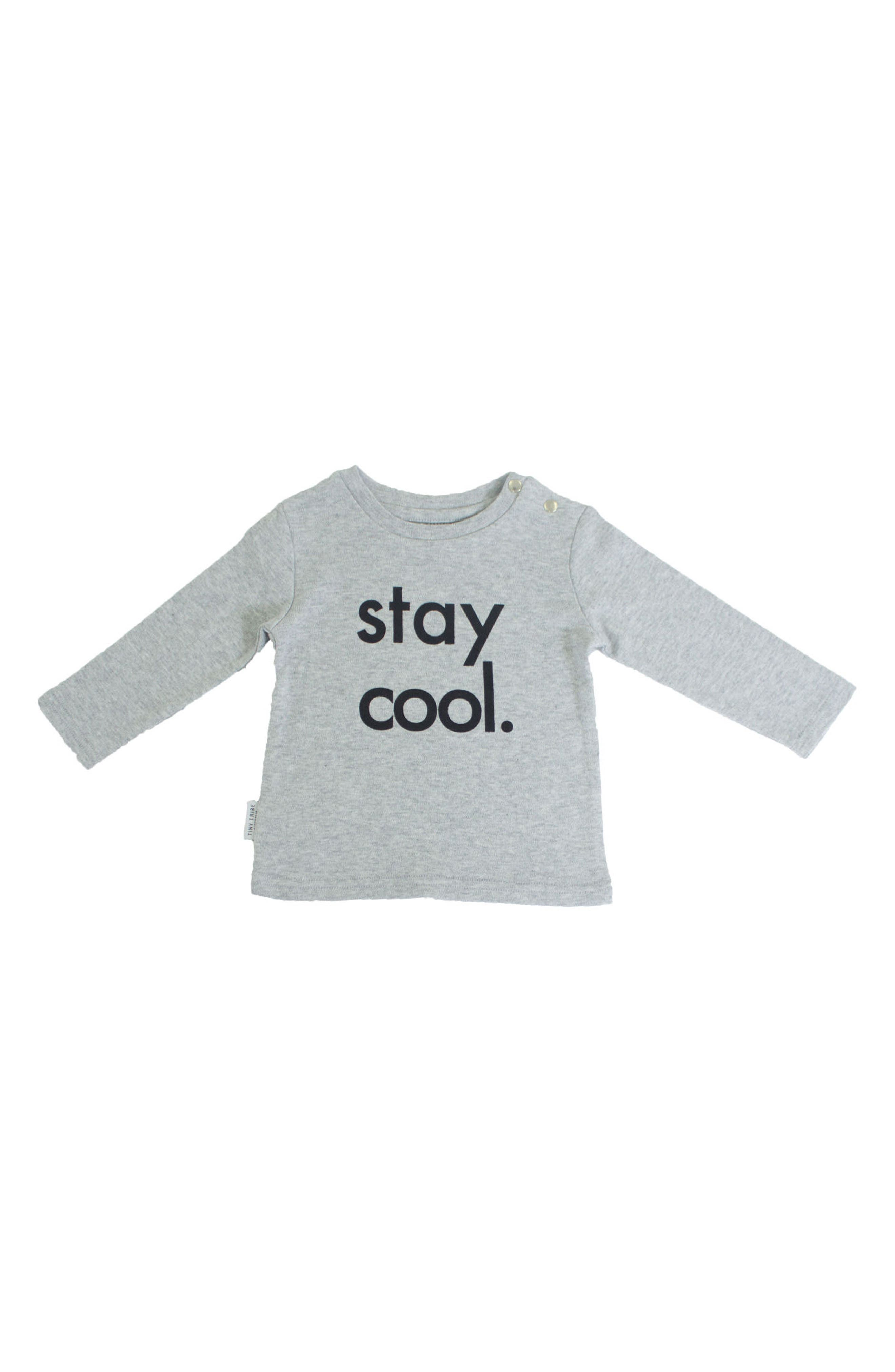 Stay Cool T-Shirt & Leggings Set,                             Main thumbnail 1, color,
