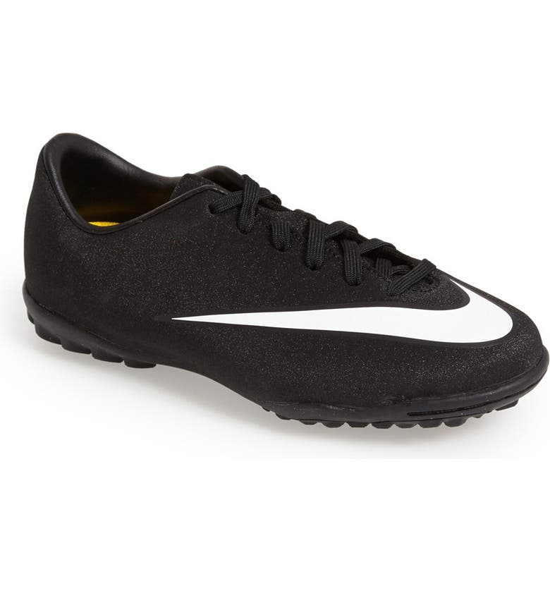 Nike Mercurial Victory Shimmer Indoor Turf Soccer Shoe Toddler
