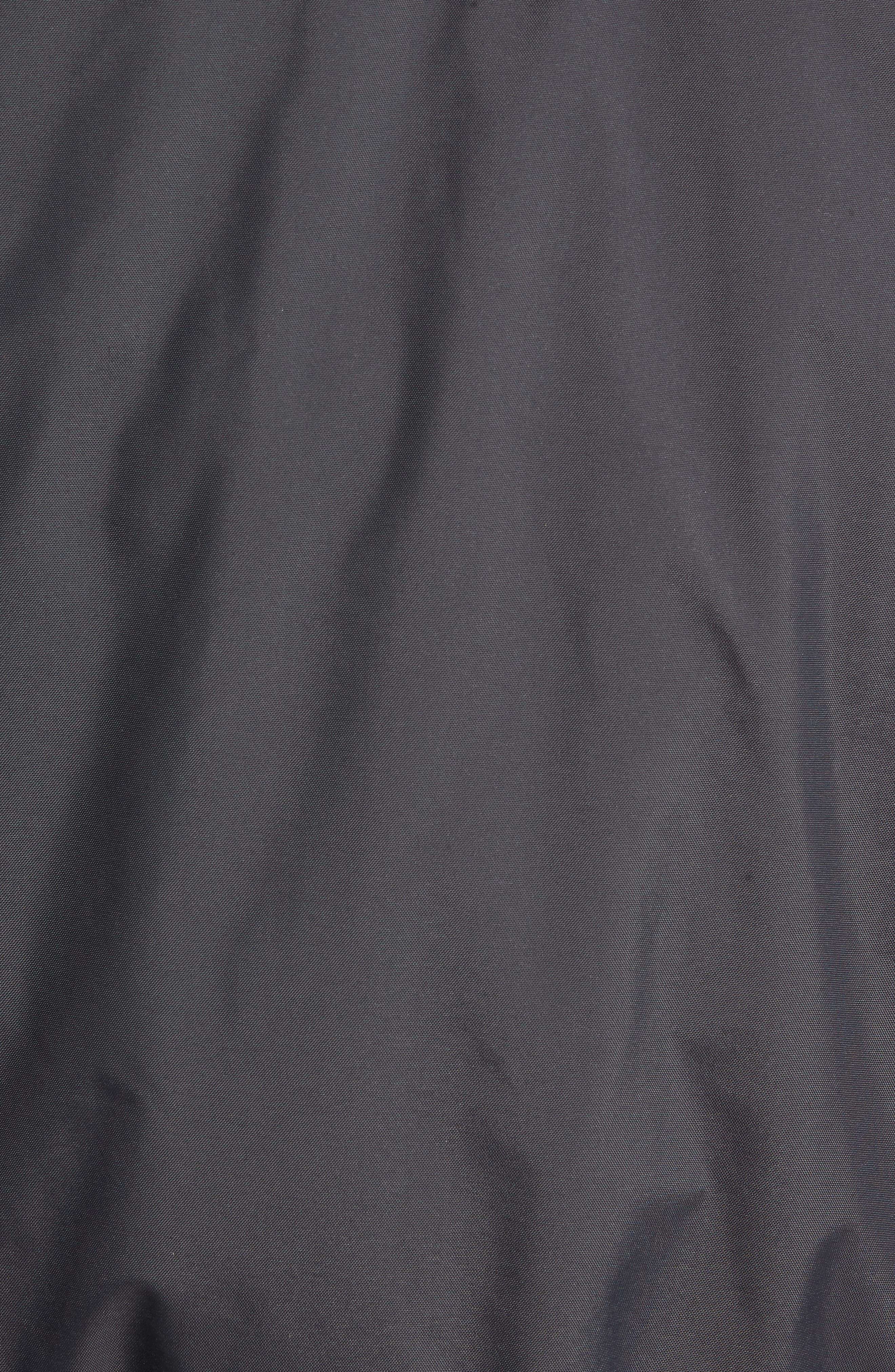 Gotham III Waterproof Down Jacket,                             Alternate thumbnail 7, color,                             ASPHALT GREY/ TNF BLACK