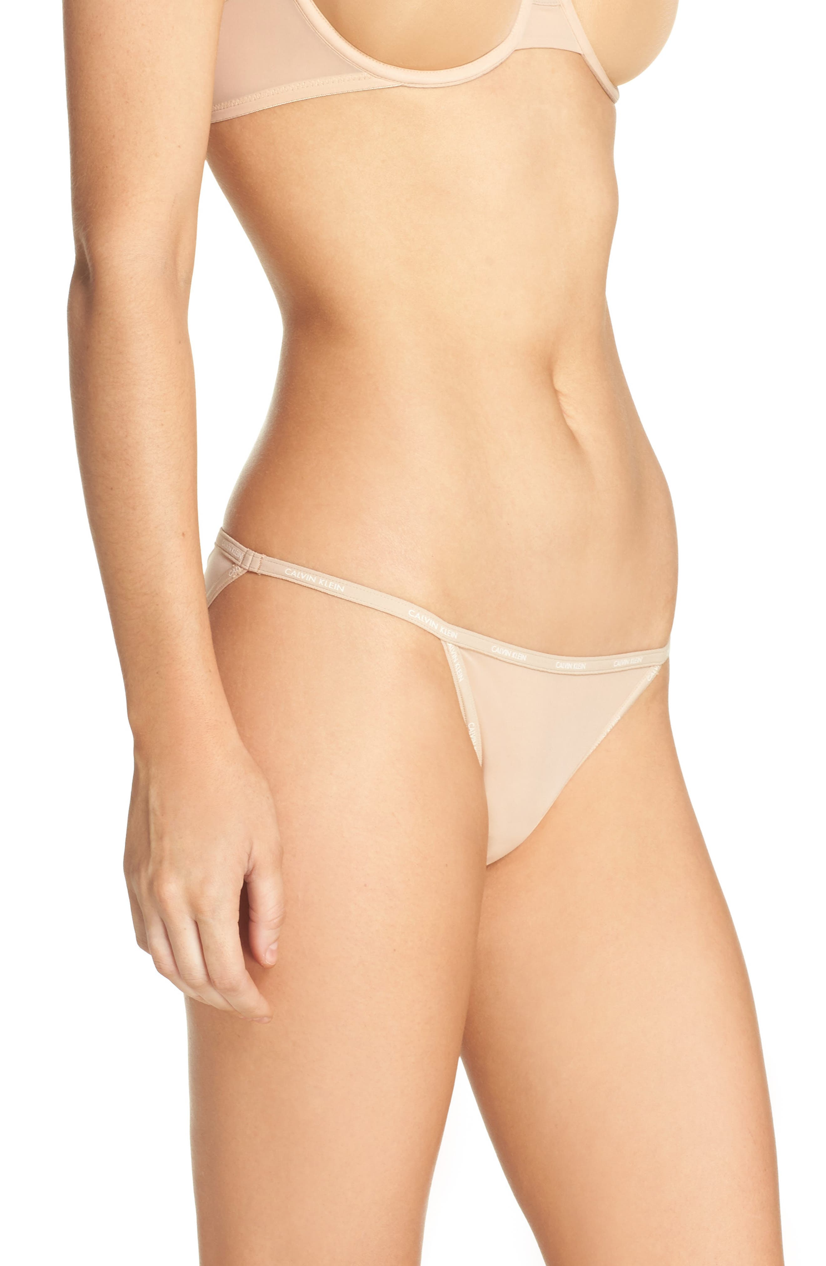 Marquisette String Bikini,                             Alternate thumbnail 14, color,