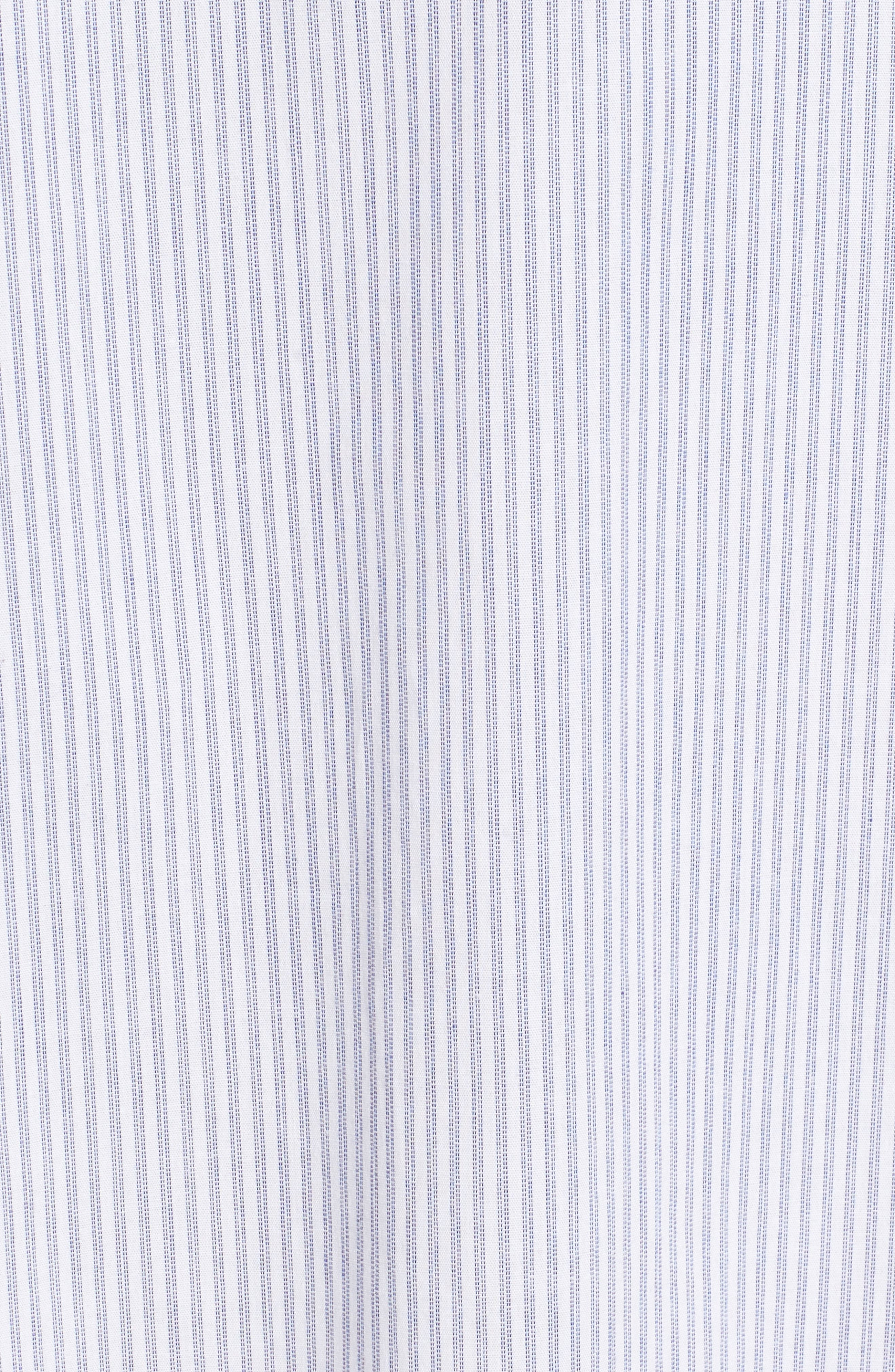 Embroidered Poplin Dress,                             Alternate thumbnail 5, color,