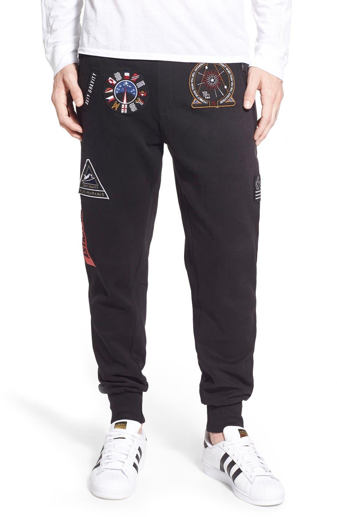 'Muccy' Jogger Pants, Main, color, 001