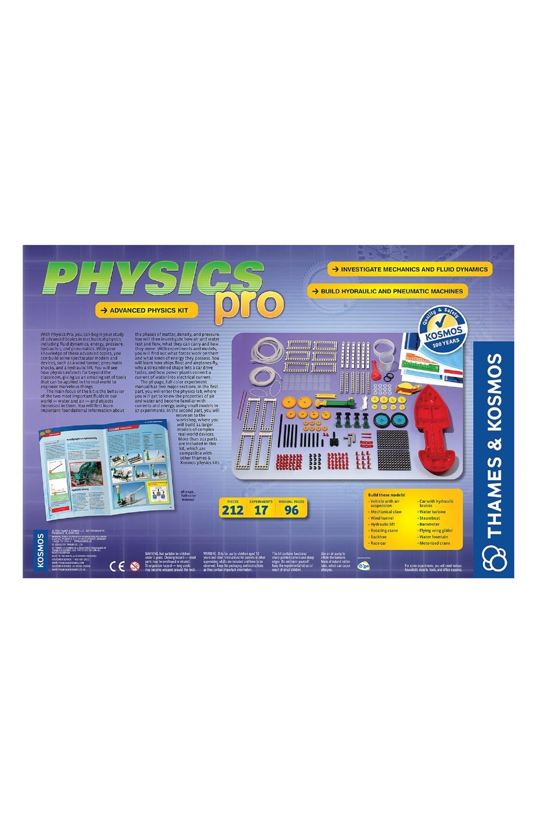 'Physics Pro - V2.0' Experiment Kit,                             Alternate thumbnail 3, color,                             BLUE