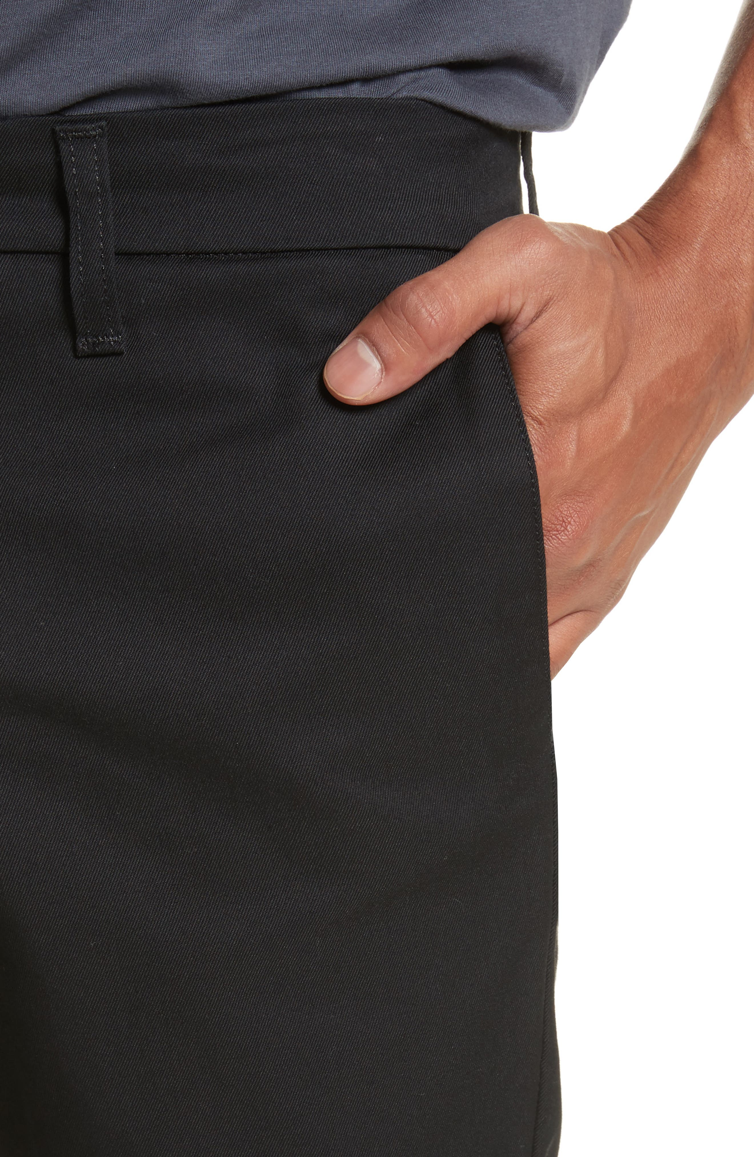 Sid Chino Pants,                             Alternate thumbnail 4, color,                             001