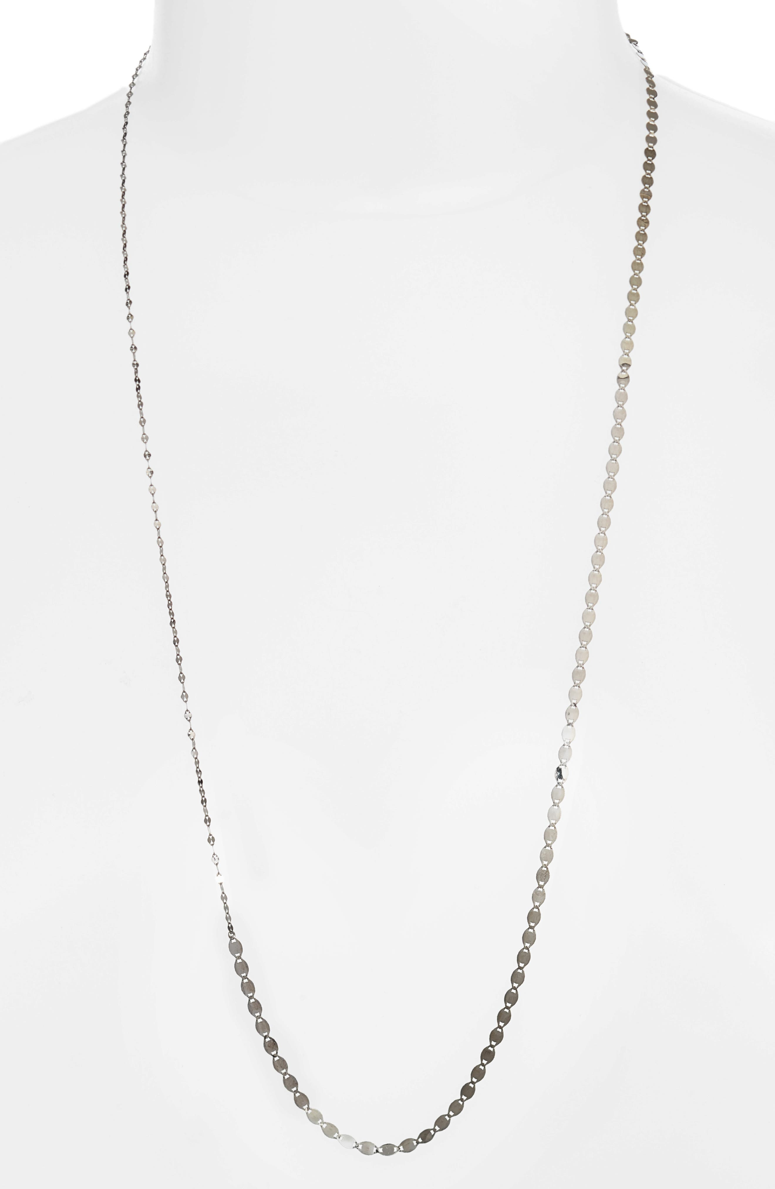 'Long Vanity' Strand Necklace,                             Alternate thumbnail 12, color,