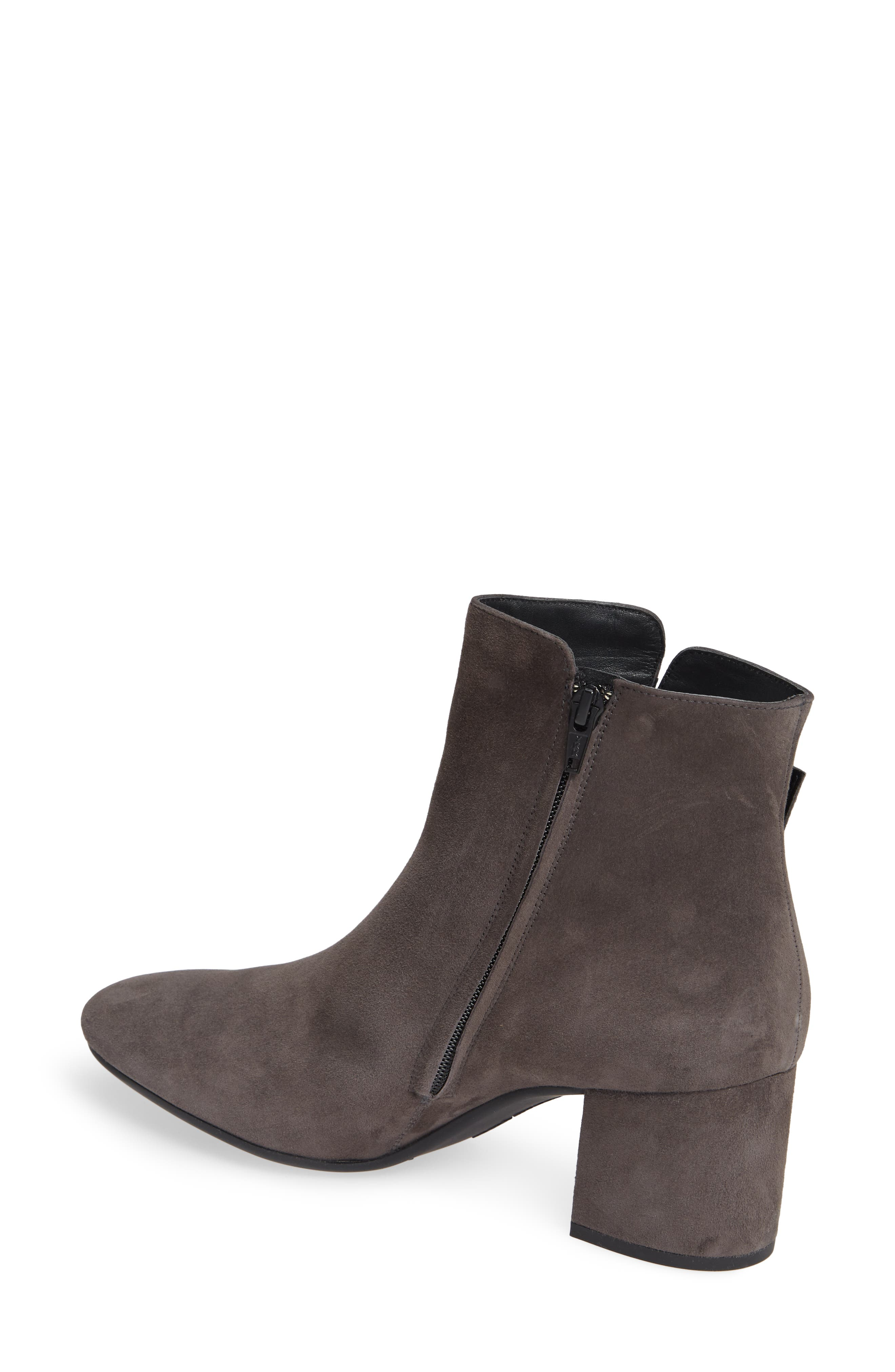Taylor Bootie,                             Alternate thumbnail 2, color,                             IRON SUEDE