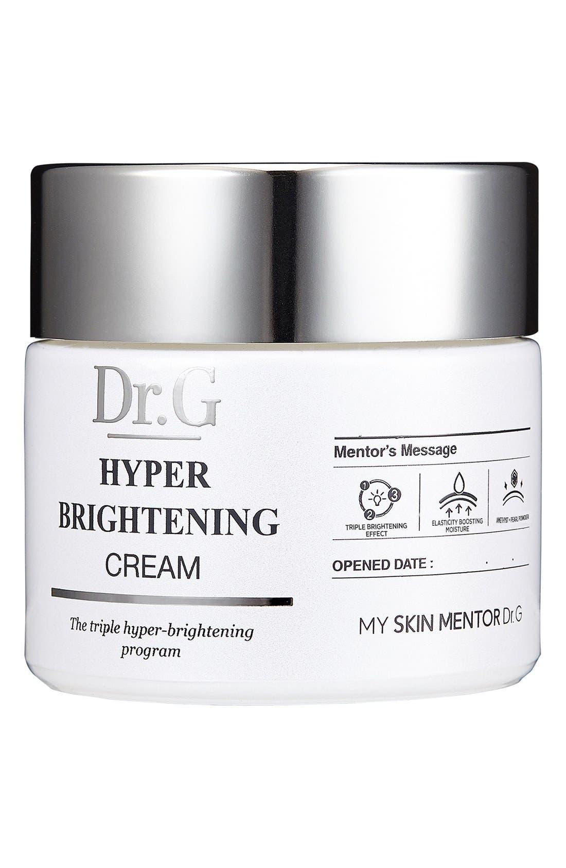 Hyper Brightening Cream,                             Main thumbnail 1, color,